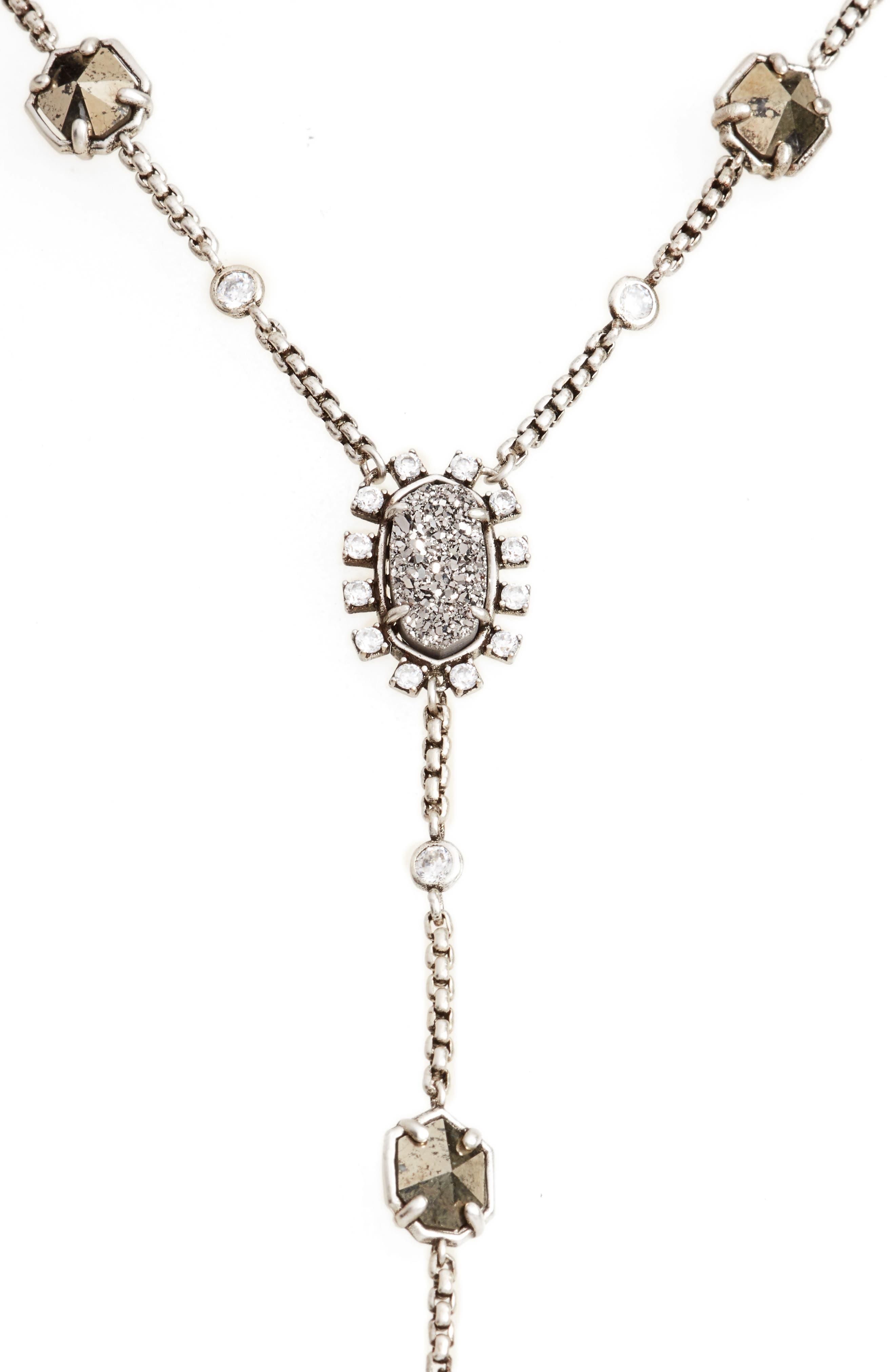 Liesl Y-Necklace,                         Main,                         color,