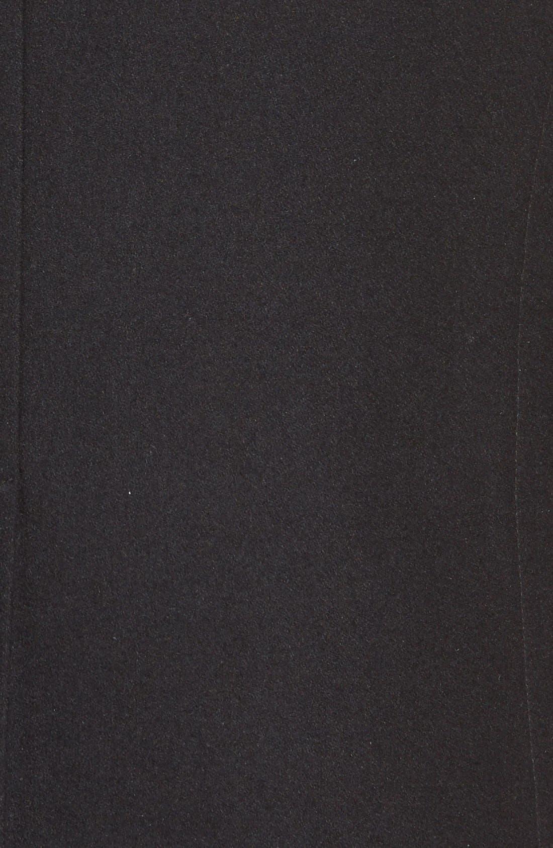 MICHAEL KORS,                             Car Coat,                             Alternate thumbnail 2, color,                             001