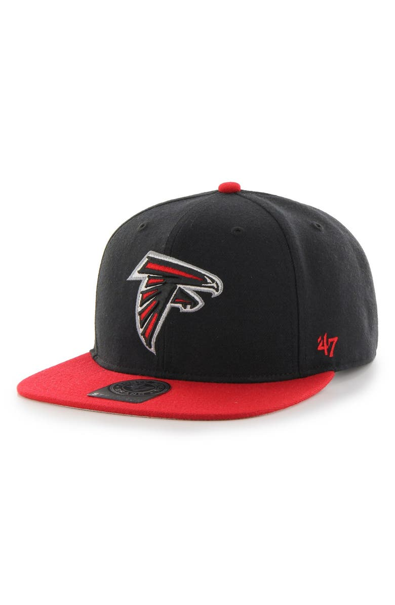 47  Atlanta Falcons - Super Shot  Cap  fa65a4c09