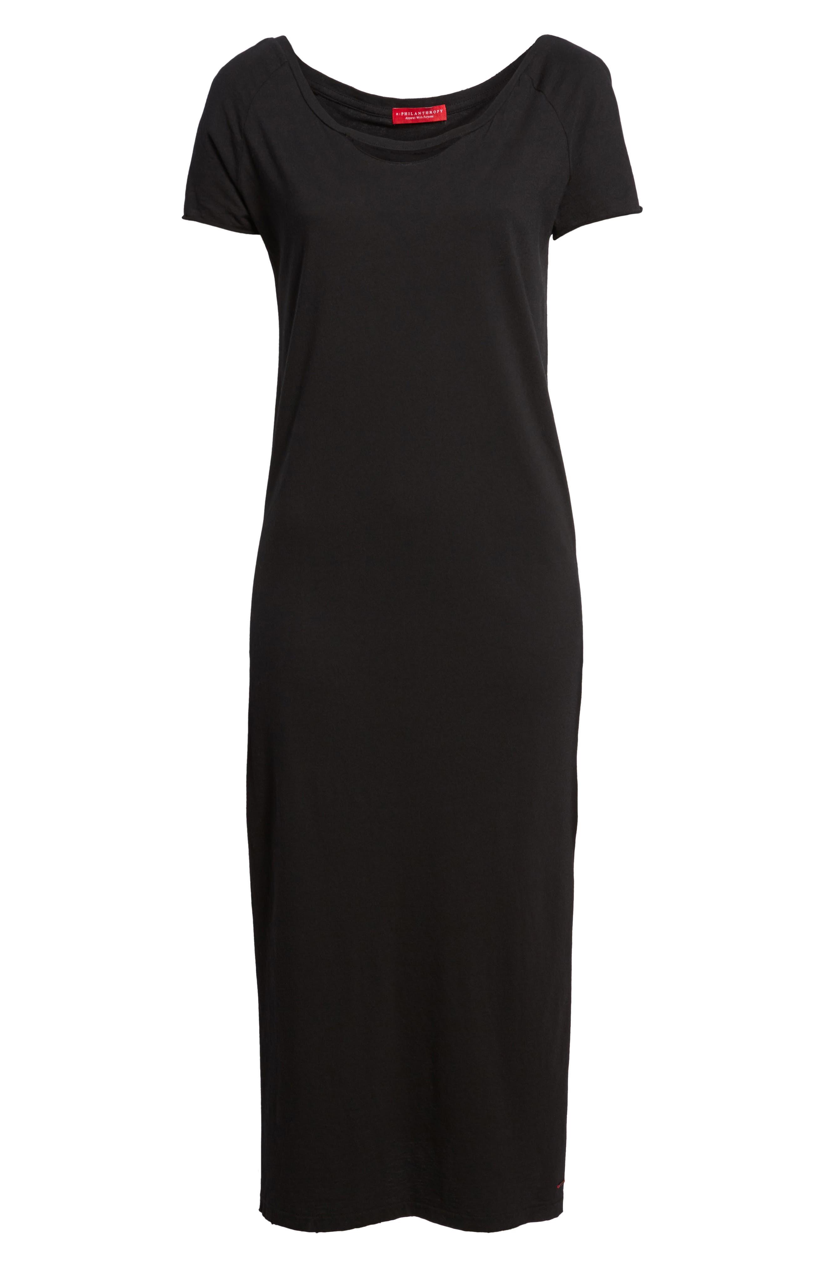 Mandalay Maxi Dress,                             Alternate thumbnail 6, color,