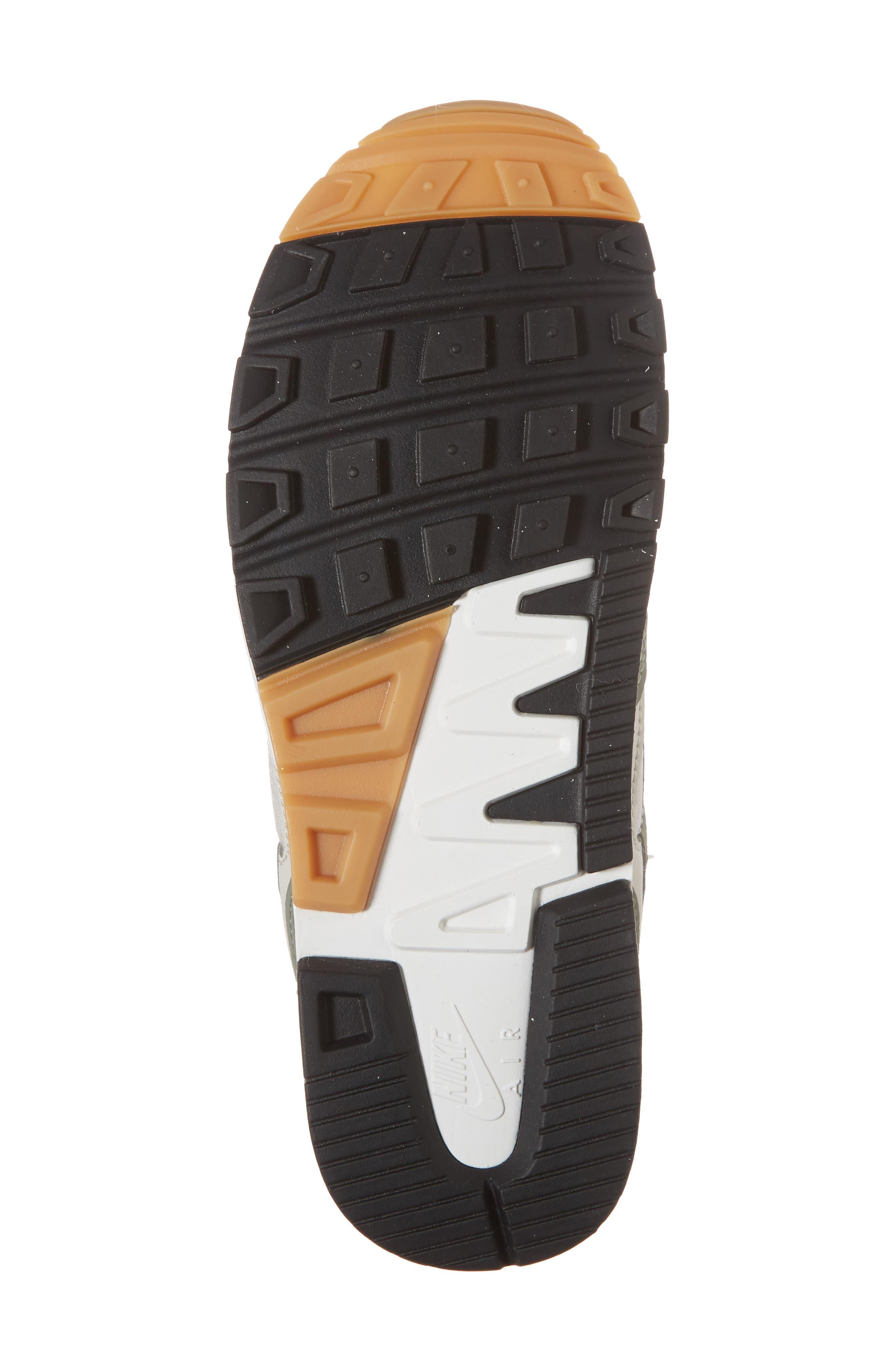 NIKE,                             Air Span II Sneaker,                             Alternate thumbnail 6, color,                             020
