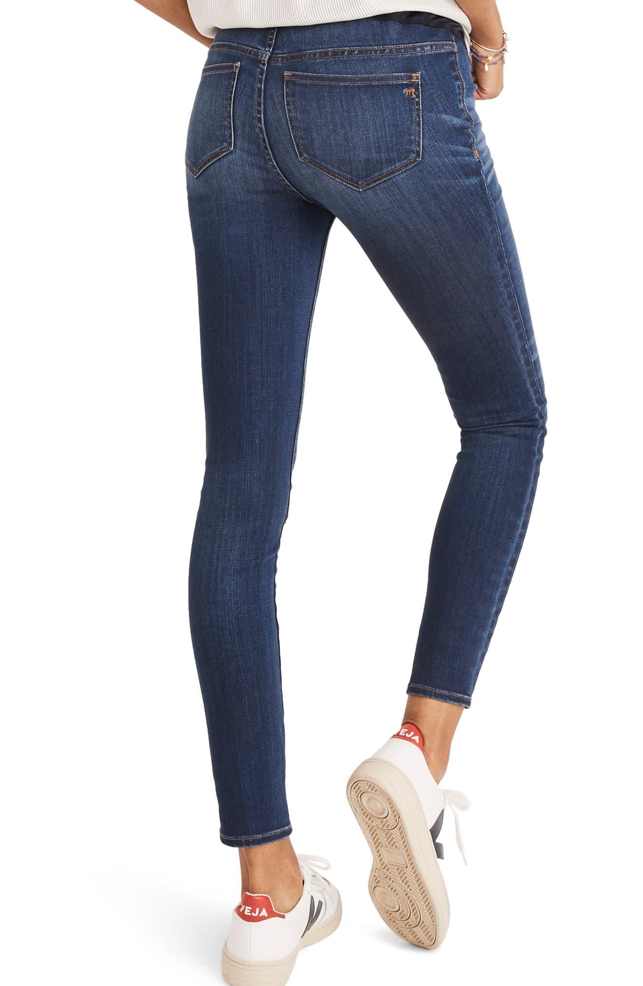 Maternity Skinny Jeans,                             Alternate thumbnail 2, color,                             DANNY
