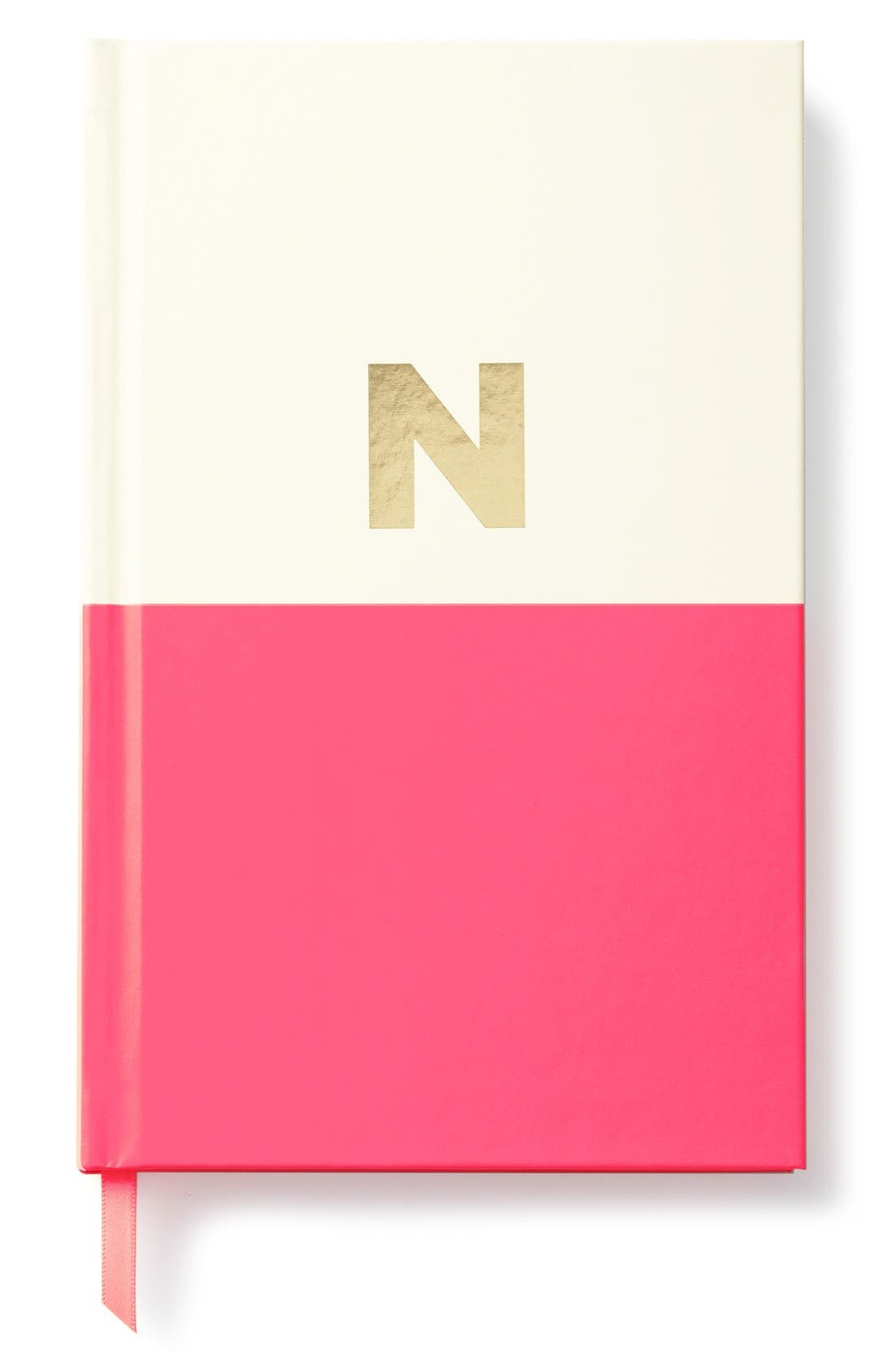 'dipped' personalized journal,                             Main thumbnail 12, color,