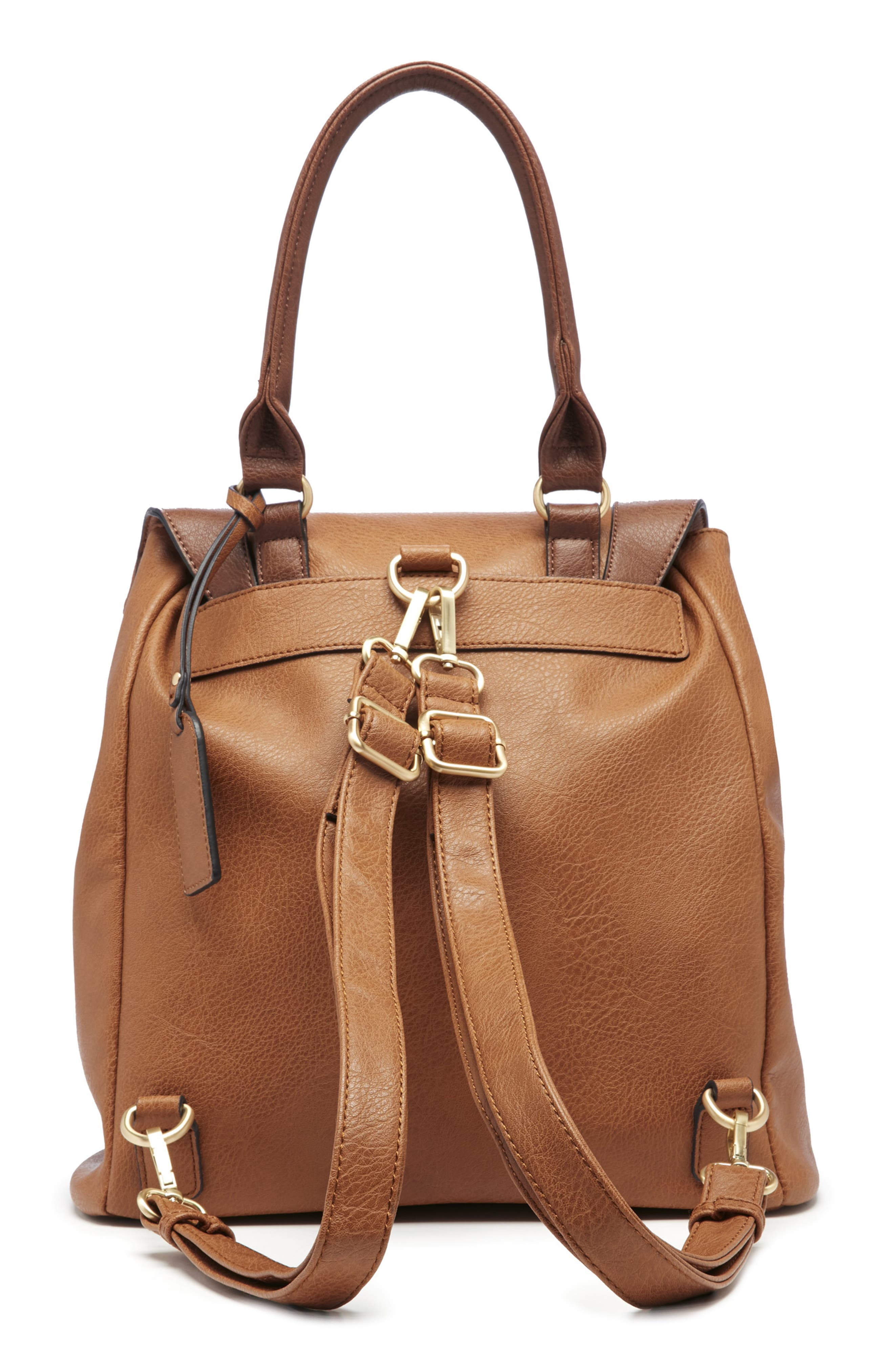Happy Faux Leather Backpack,                             Alternate thumbnail 2, color,                             200