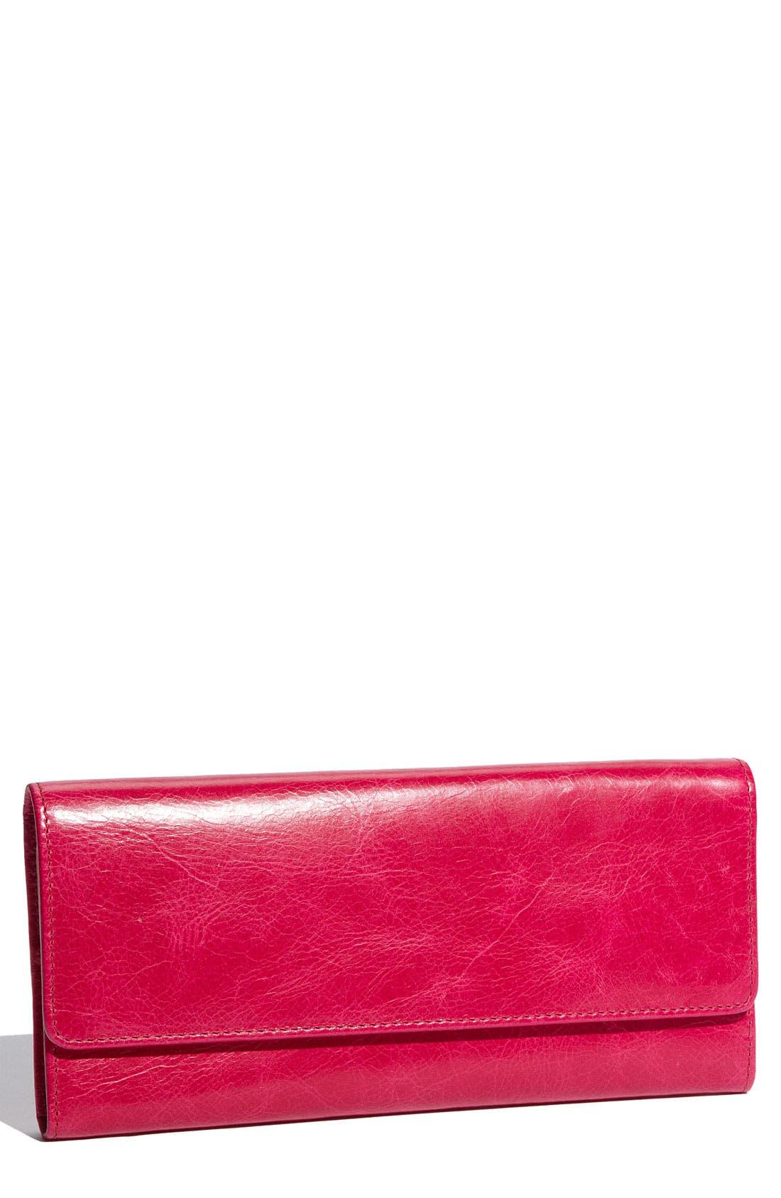 'Sadie' Leather Wallet,                             Main thumbnail 63, color,