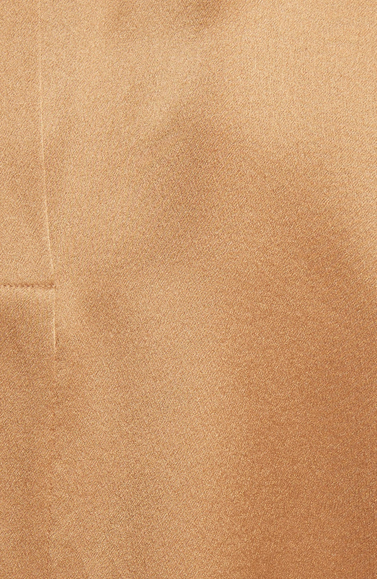 Split Back Silk Blouse,                             Alternate thumbnail 14, color,