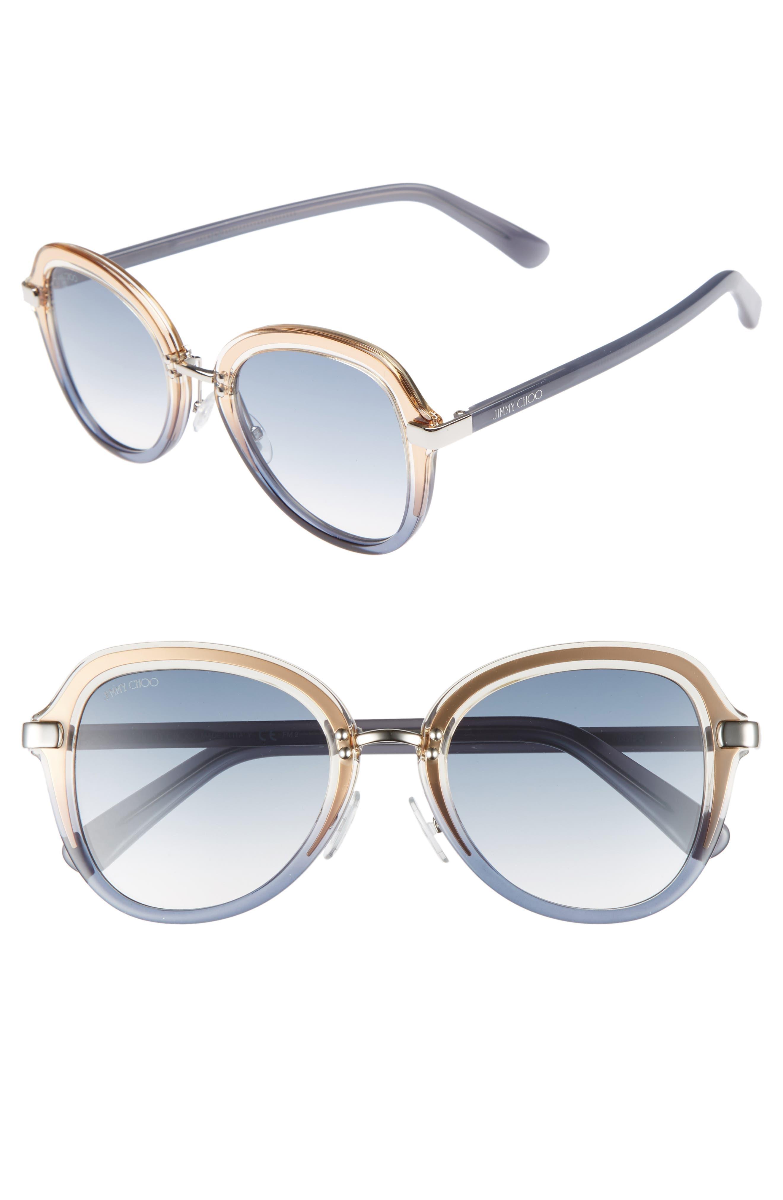 Drees 51mm Gradient Sunglasses,                         Main,                         color, 300