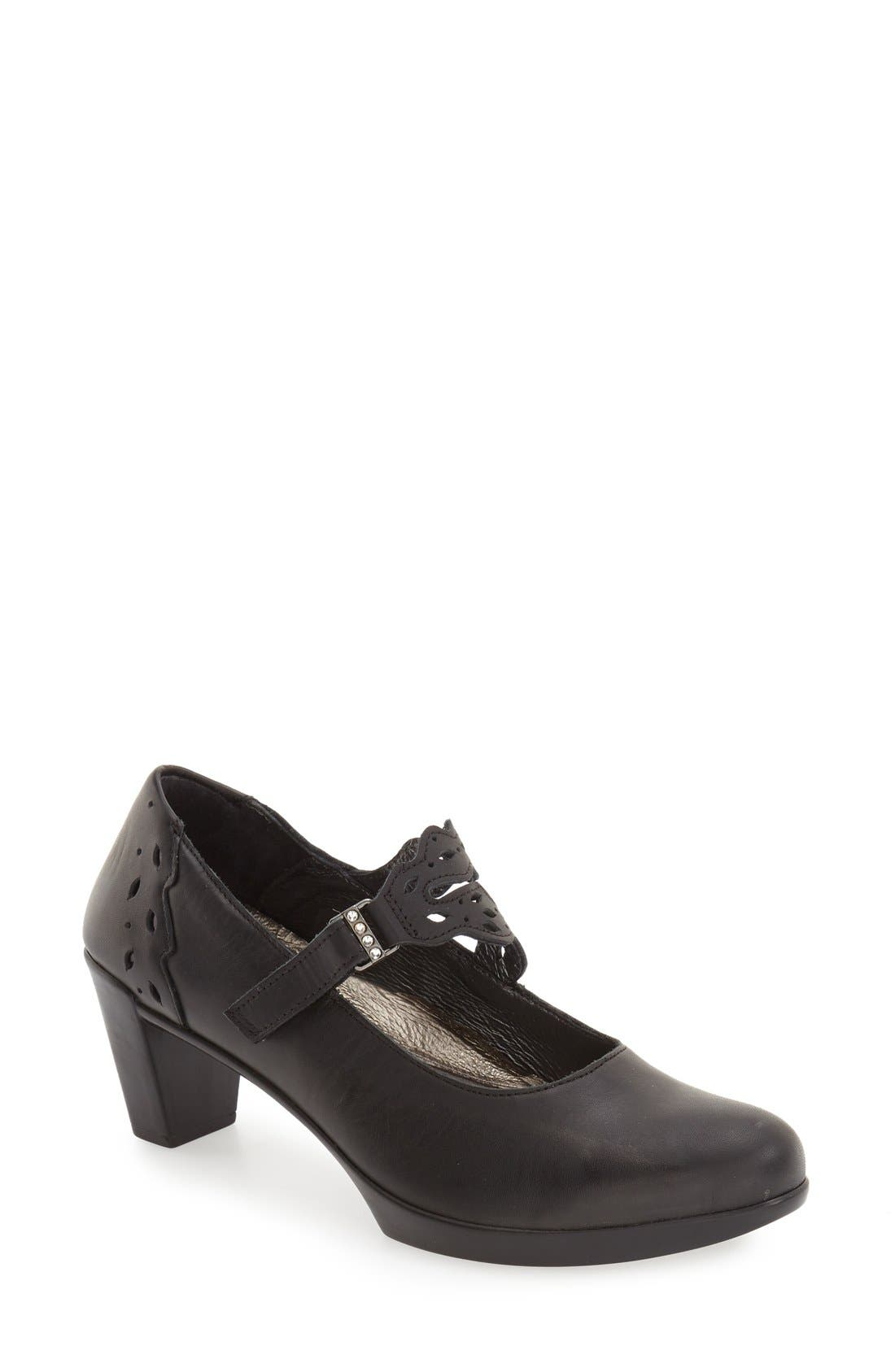 'Amato' Mary Jane Pump,                         Main,                         color, 017