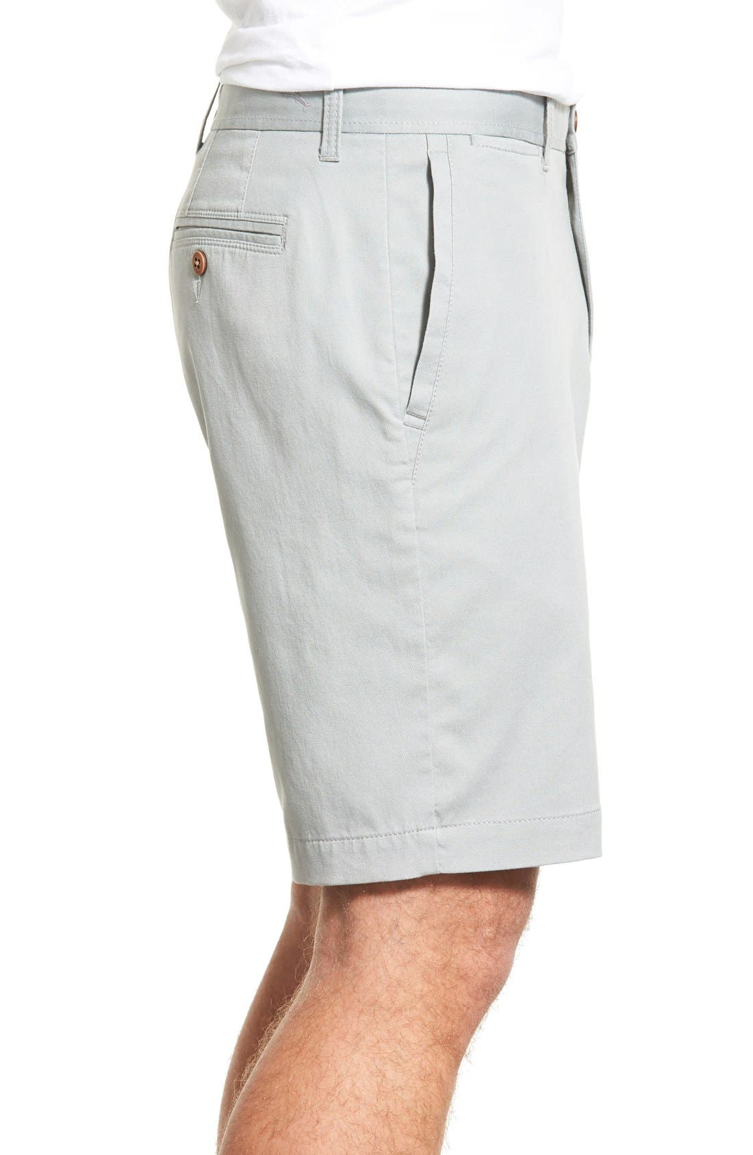 'Offshore' Flat Front Shorts,                             Alternate thumbnail 36, color,