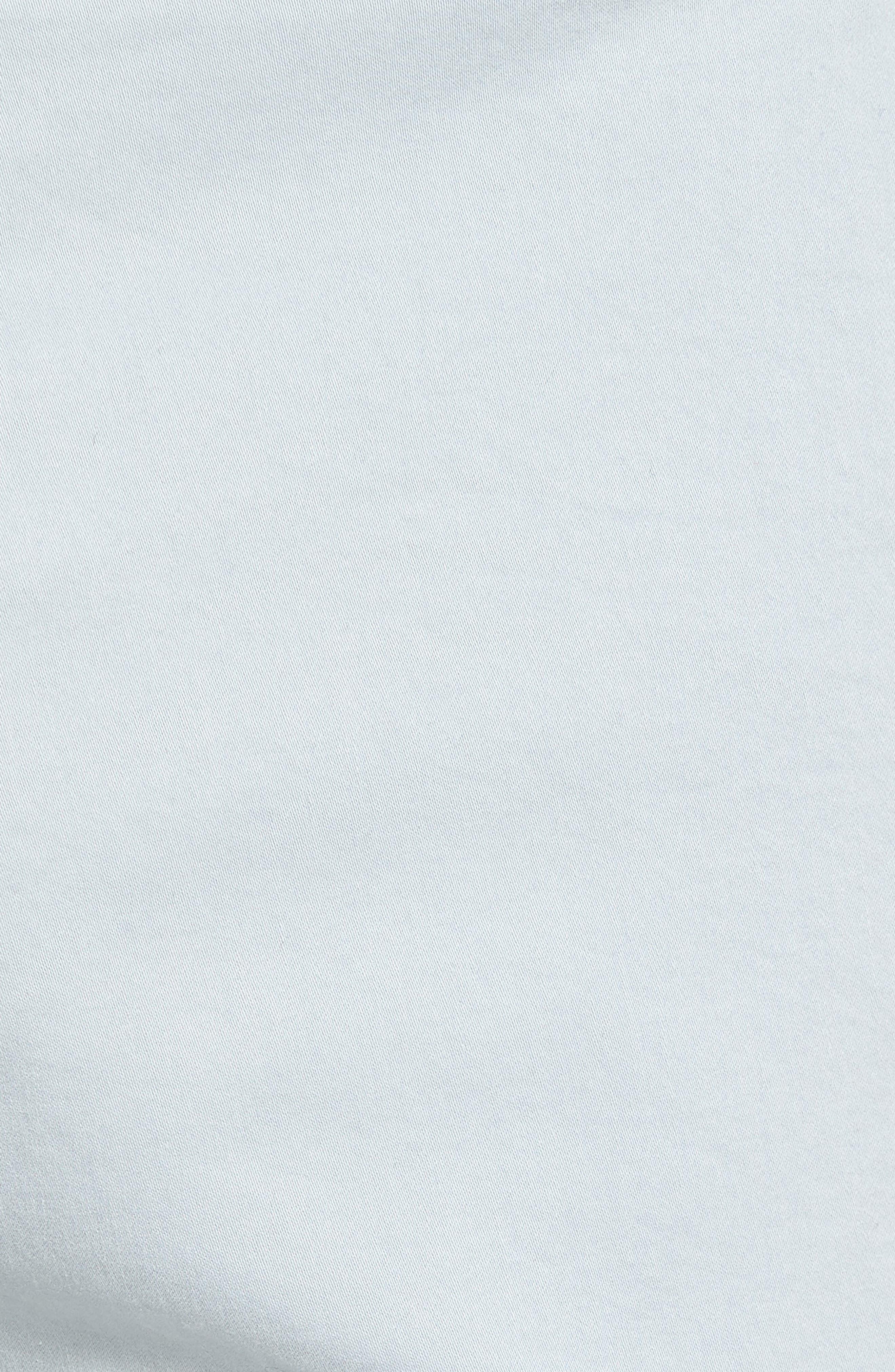 Nevada Twill Shorts,                             Alternate thumbnail 5, color,                             ICE TWILL
