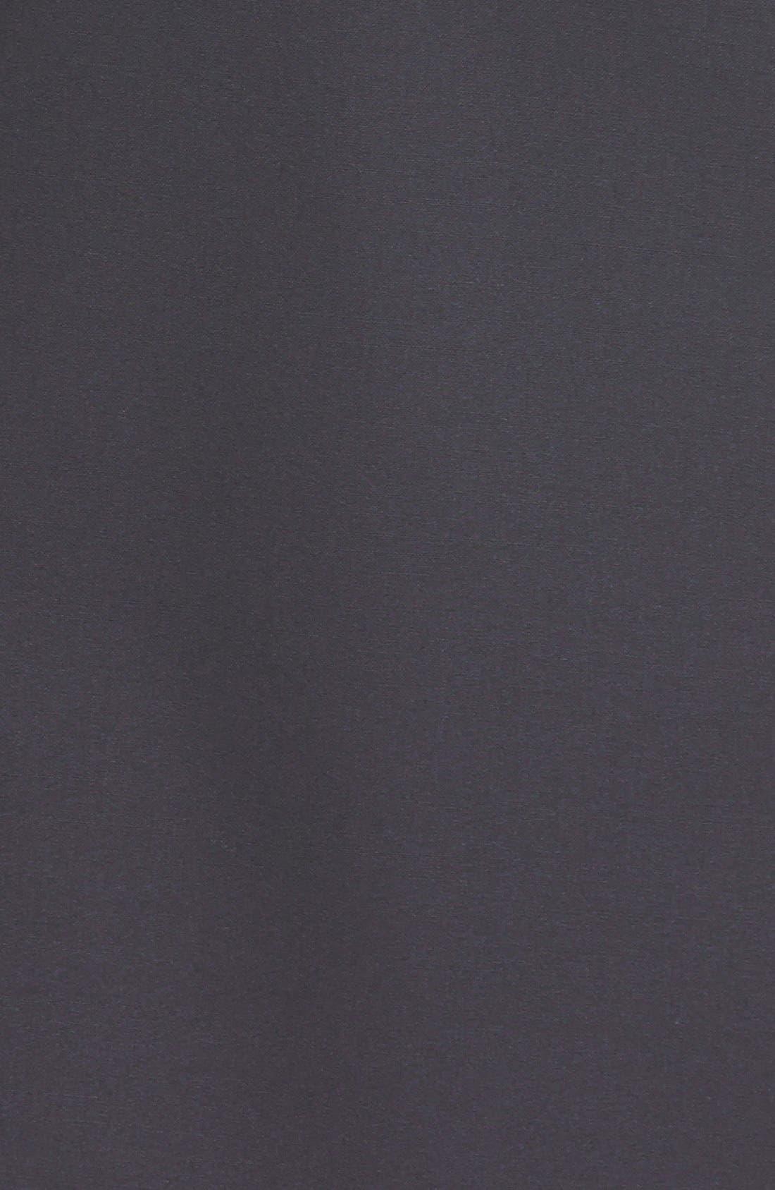 Vilea Tropical Stretch Wool Pencil Skirt,                             Alternate thumbnail 16, color,