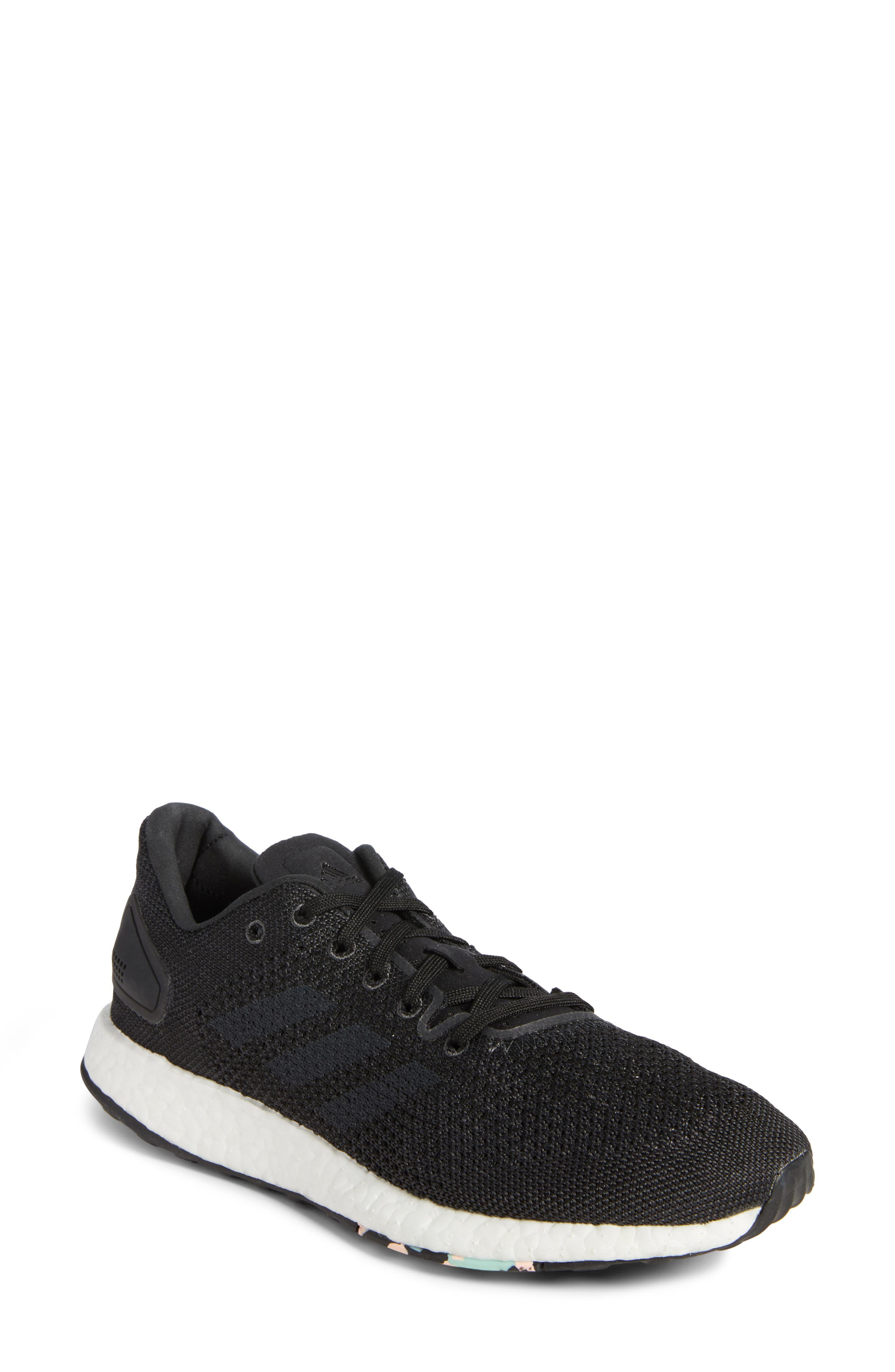 PureBoost DPR Running Shoe,                             Main thumbnail 4, color,