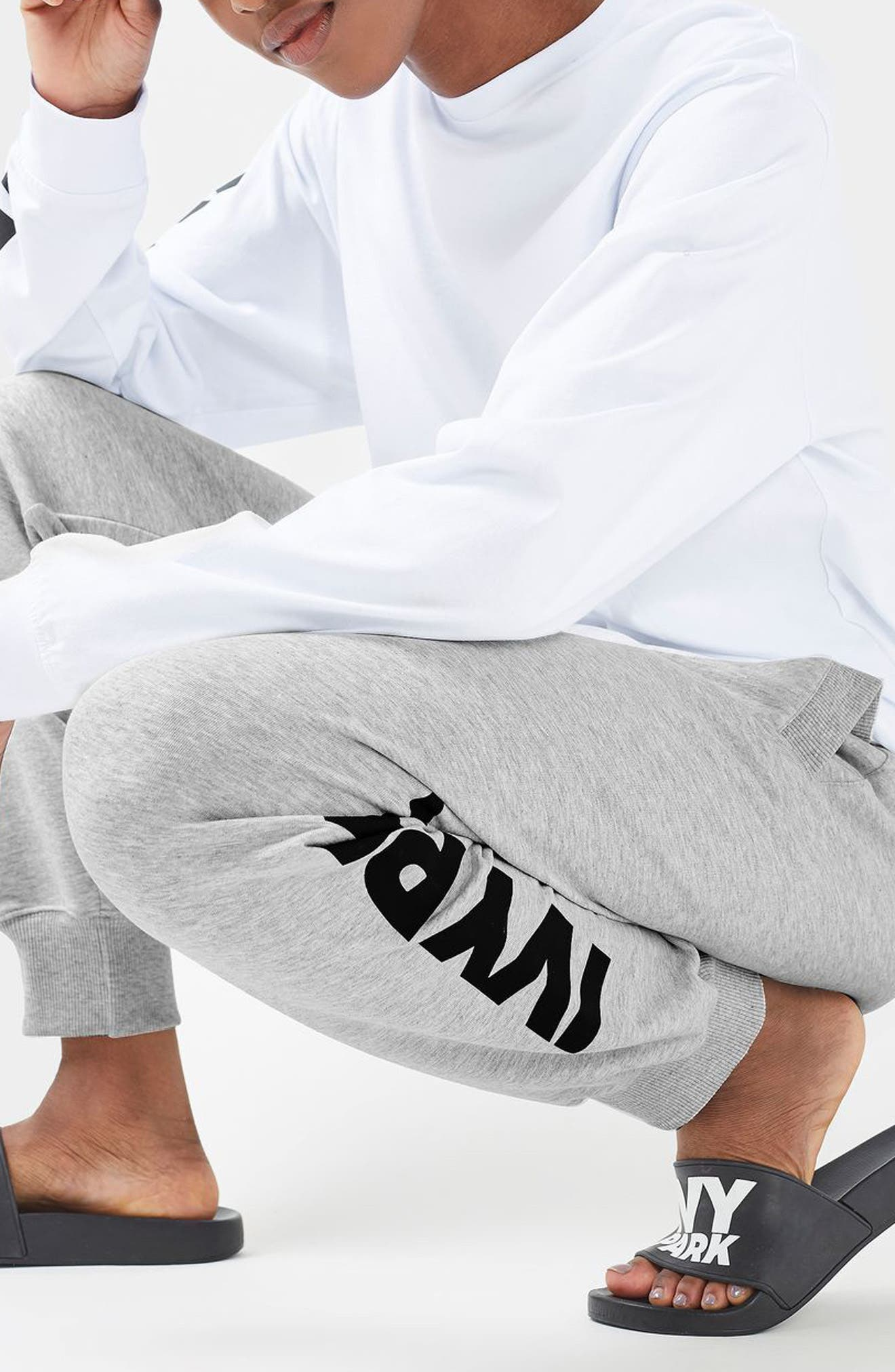 Logo Jogger Pants,                             Alternate thumbnail 4, color,                             020