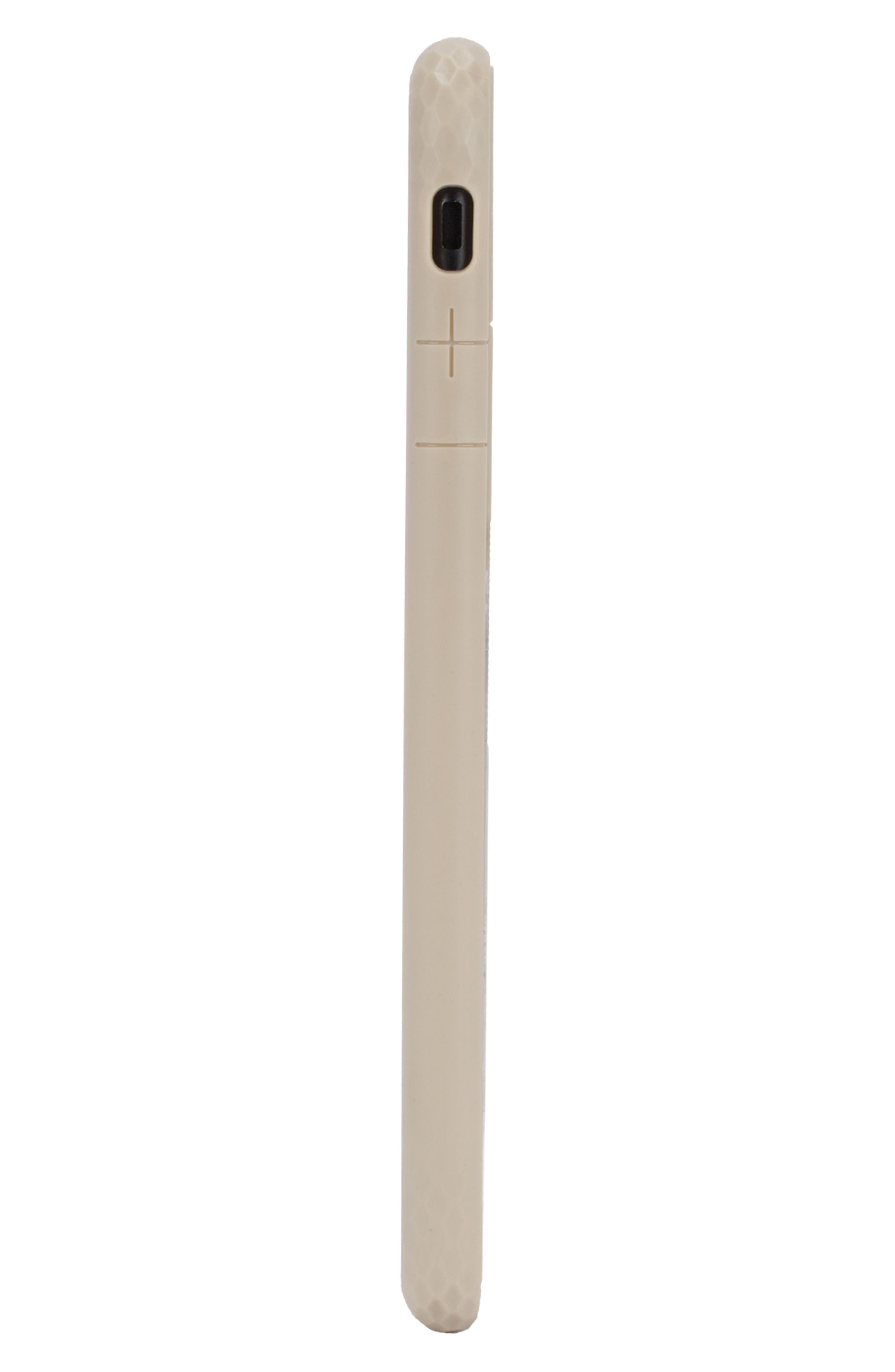 Frame iPhone 7 Plus/8 Plus Case,                             Alternate thumbnail 2, color,                             GOLD