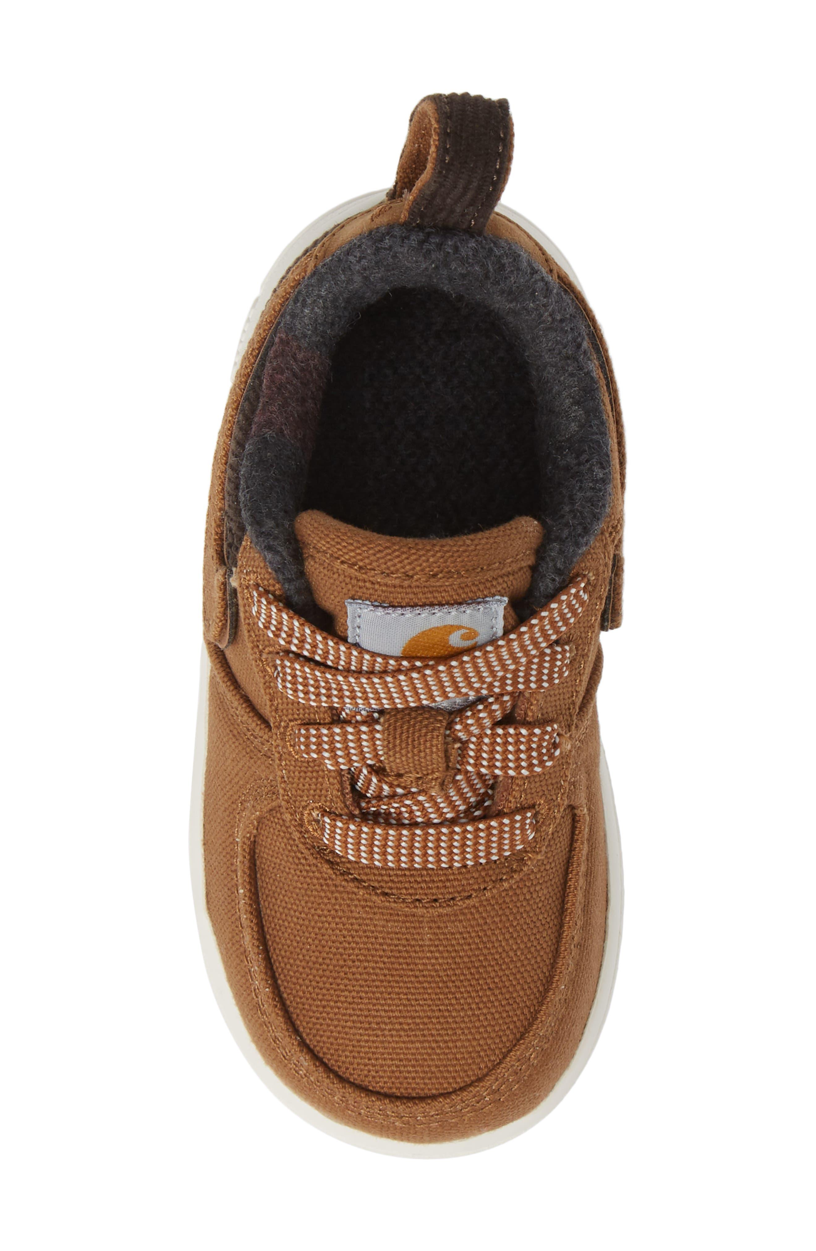 x Carhartt Air Force 1 Premium Sneaker,                             Alternate thumbnail 5, color,                             ALE BROWN/ ALE BROWN-SAIL
