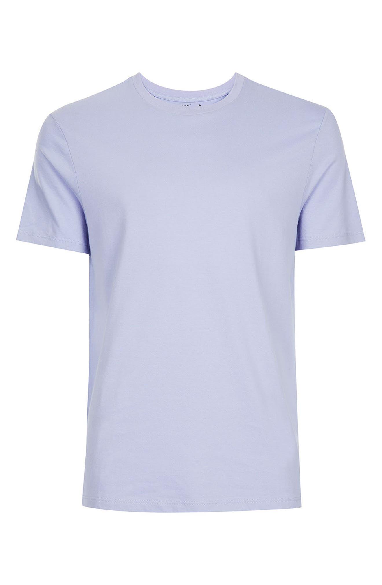 Slim Fit Crewneck T-Shirt,                             Alternate thumbnail 305, color,