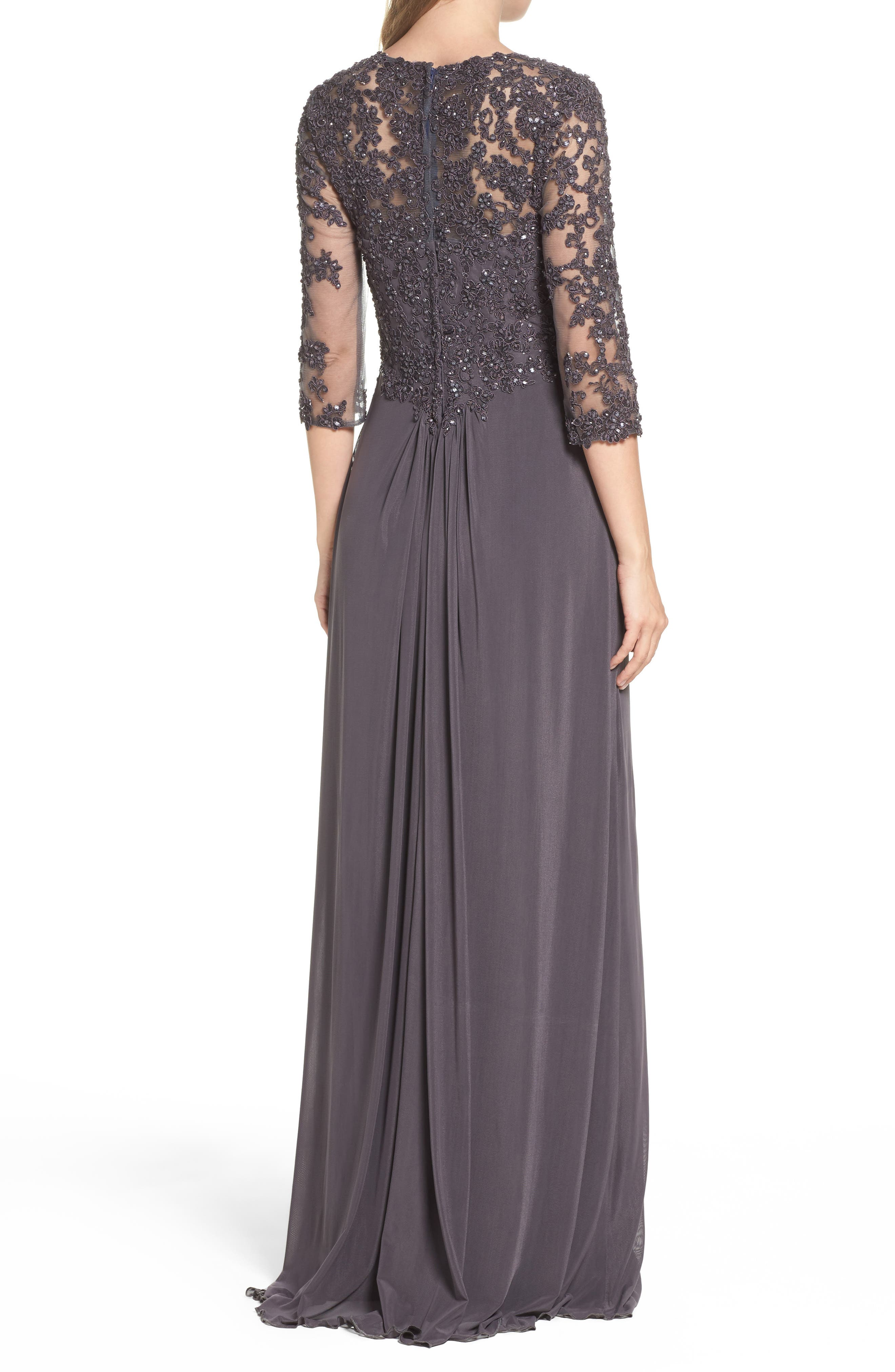 Embellished Gown,                             Alternate thumbnail 2, color,                             031