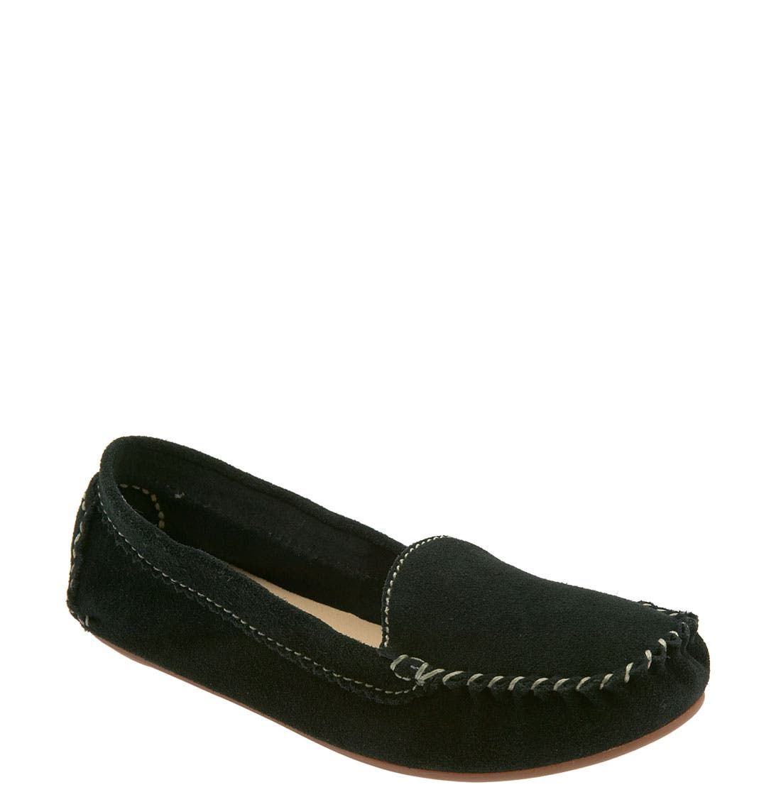 STEVEN BY STEVE MADDEN,                             'Teepea' Moccasin,                             Main thumbnail 1, color,                             006