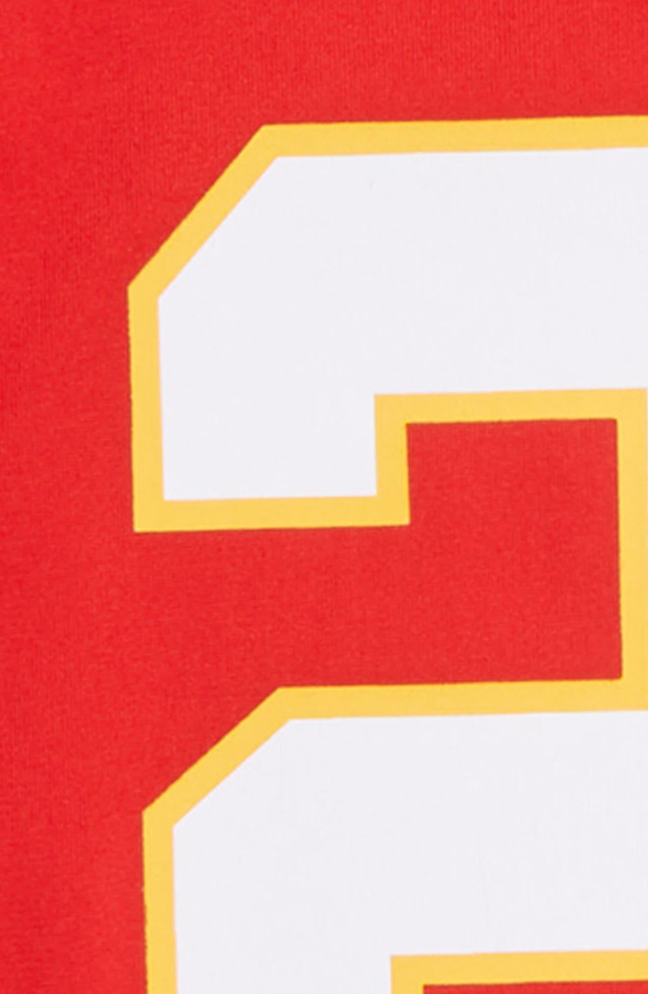 NFL Logo Kansas City Chiefs Kareem Hunt Jersey,                             Alternate thumbnail 3, color,                             RED