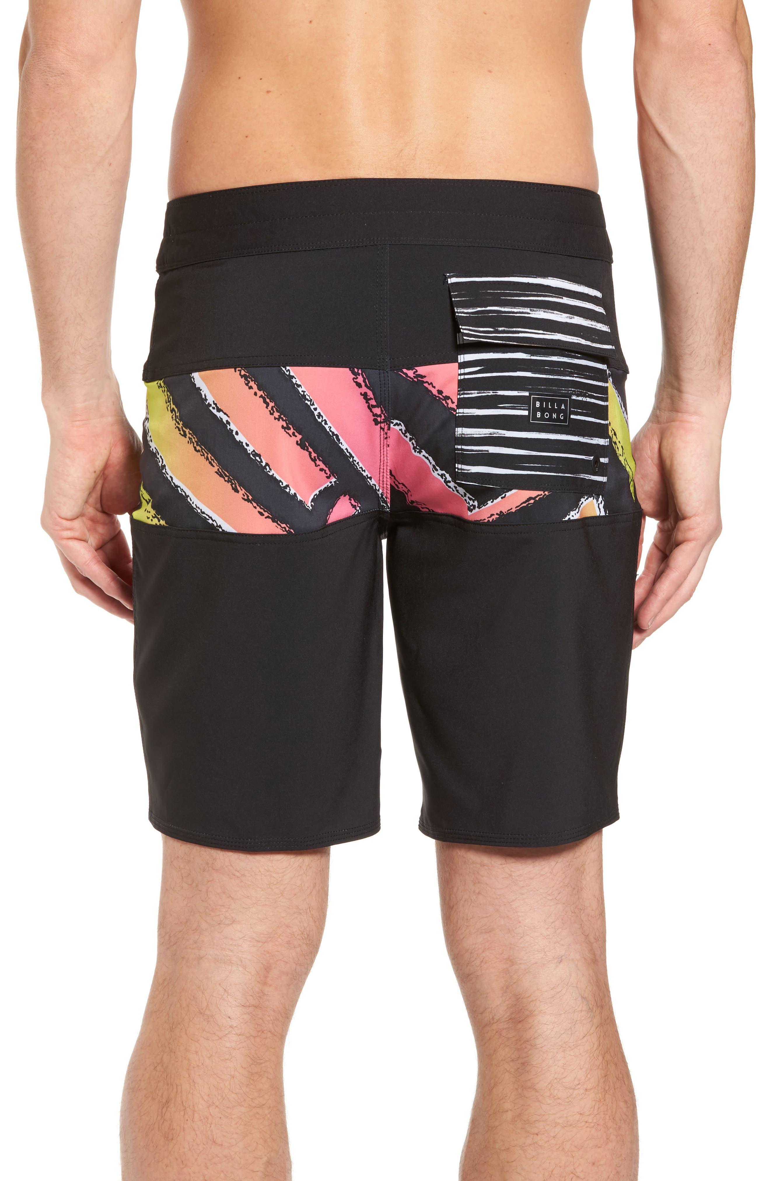 Tribong X Board Shorts,                             Alternate thumbnail 2, color,                             001