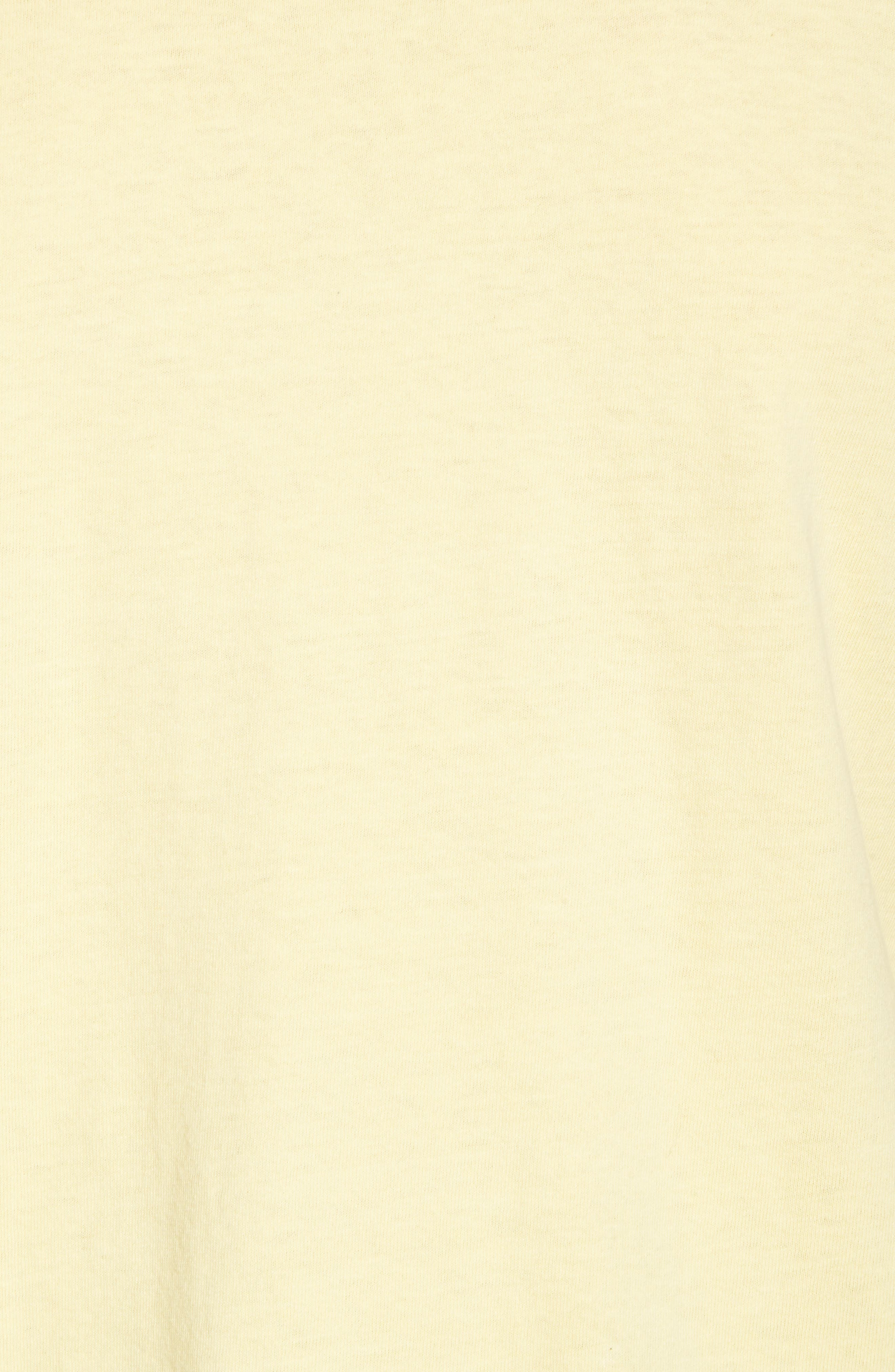 New World II Pigment T-Shirt,                             Alternate thumbnail 5, color,