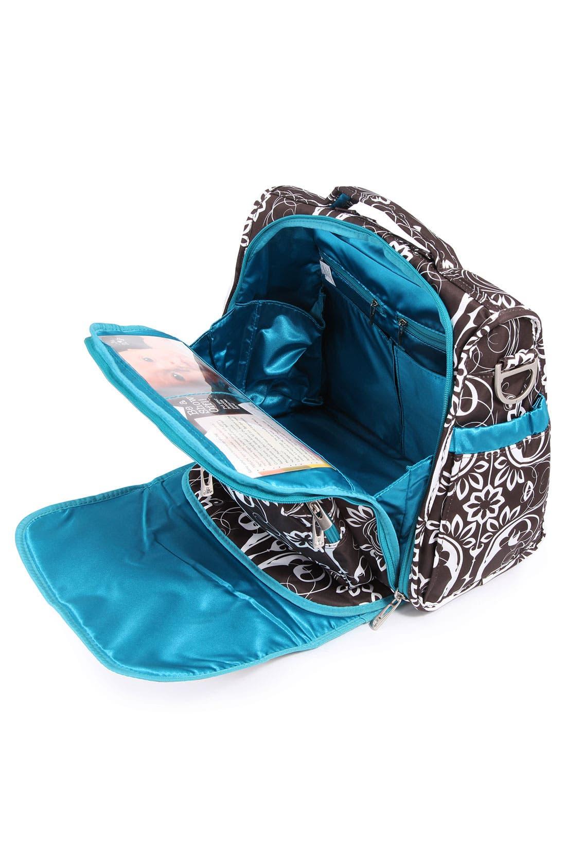 'BFF' Diaper Bag,                             Alternate thumbnail 114, color,