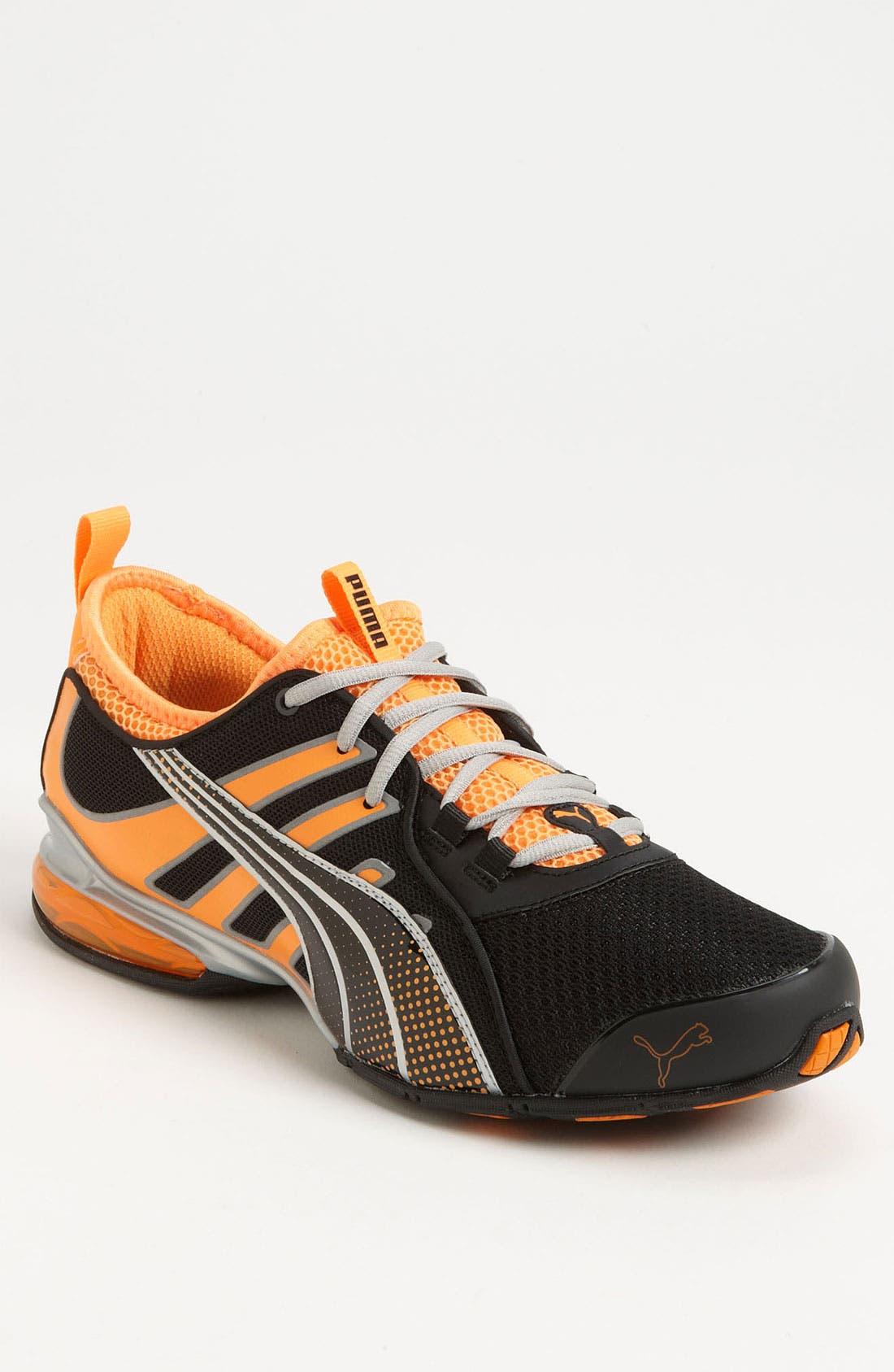 PUMA,                             'Voltaic 4 M' Training Shoe,                             Main thumbnail 1, color,                             001