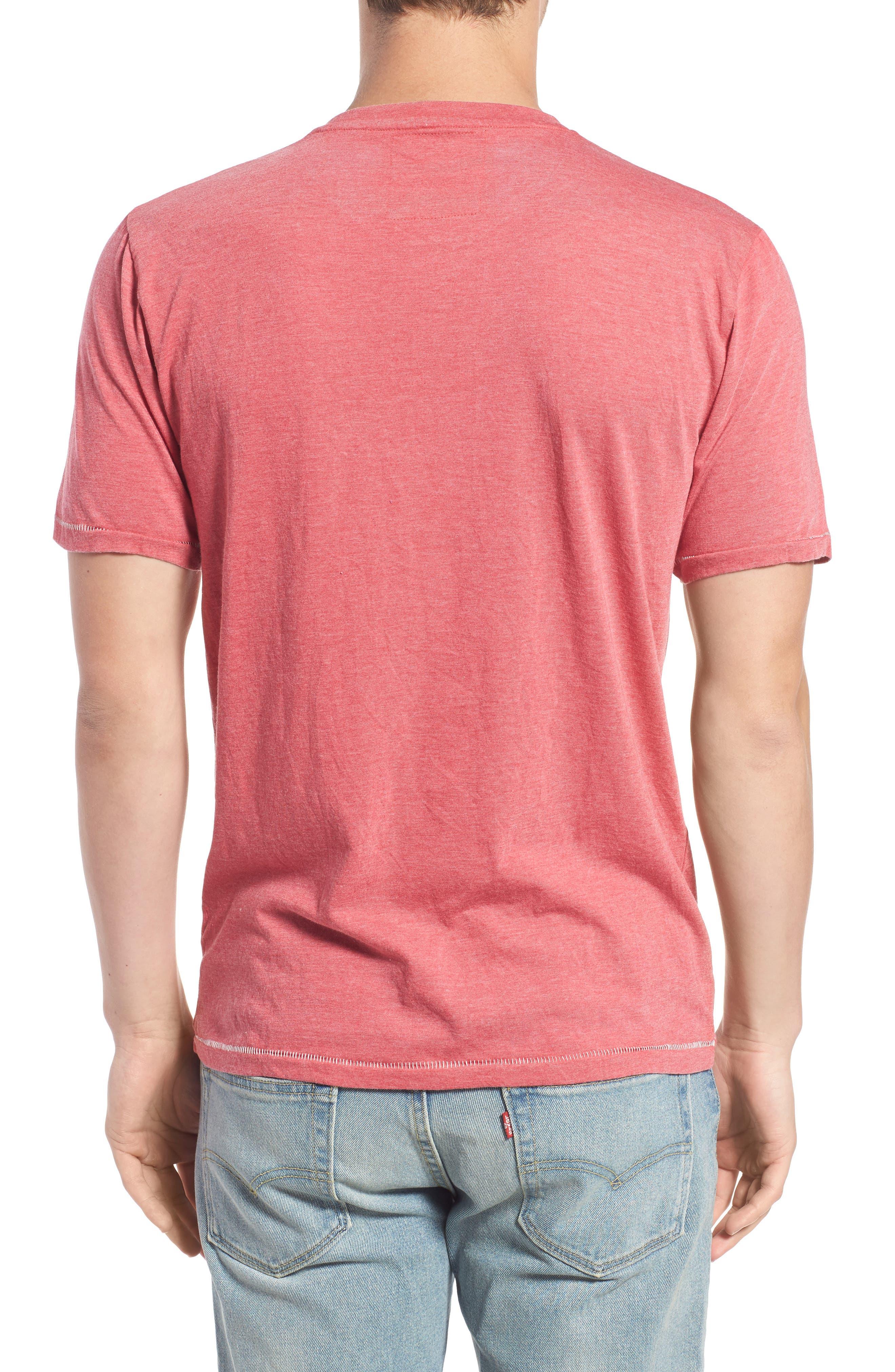 'Saint Louis Cardinals - Calumet' Graphic V-Neck T-Shirt,                             Alternate thumbnail 12, color,