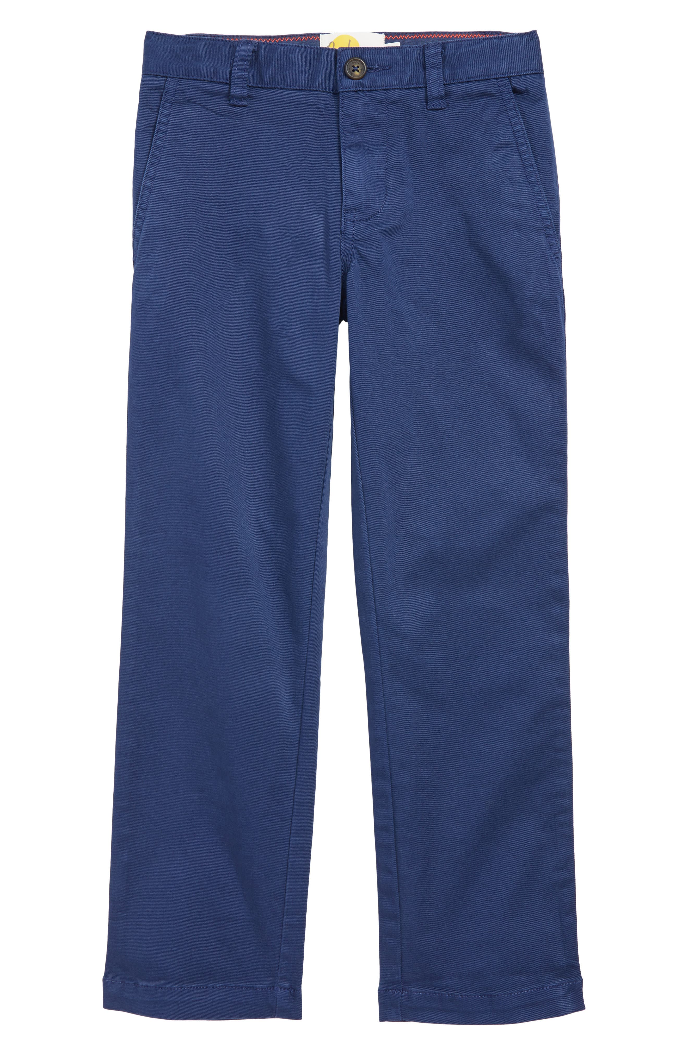 Toddler Boys Mini Boden Chino Pants Size 3Y  Blue