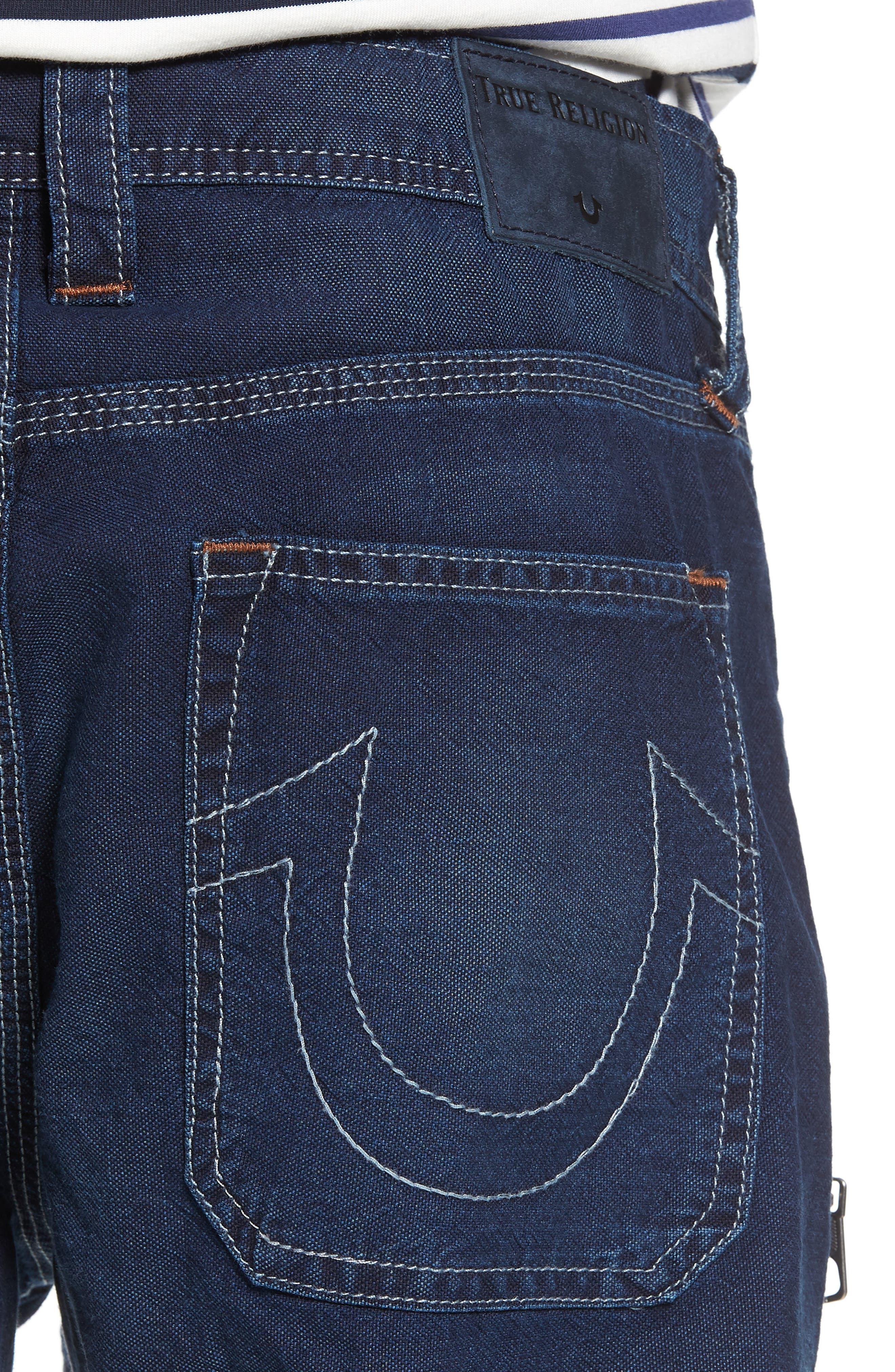 Trail Utility Jeans,                             Alternate thumbnail 4, color,                             UNION SPECIAL