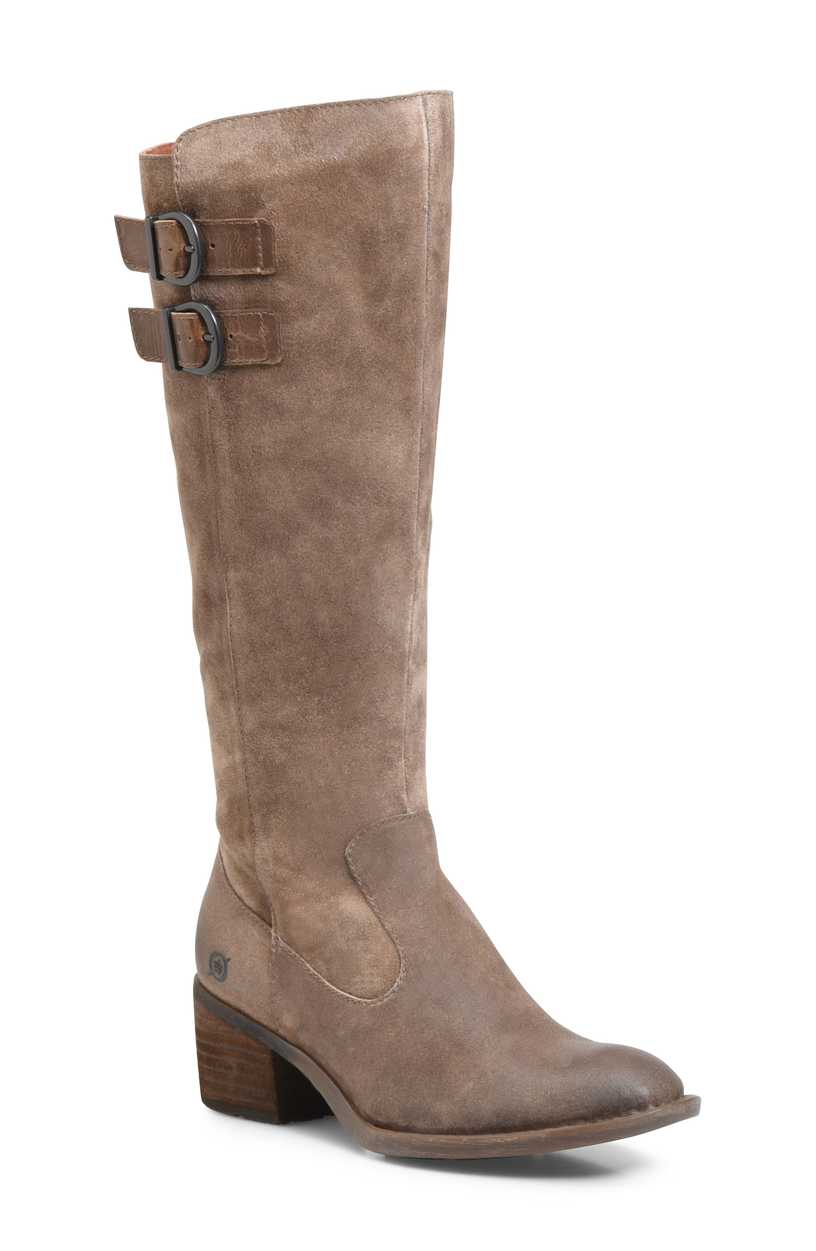 B?rn Basil Boot, Grey