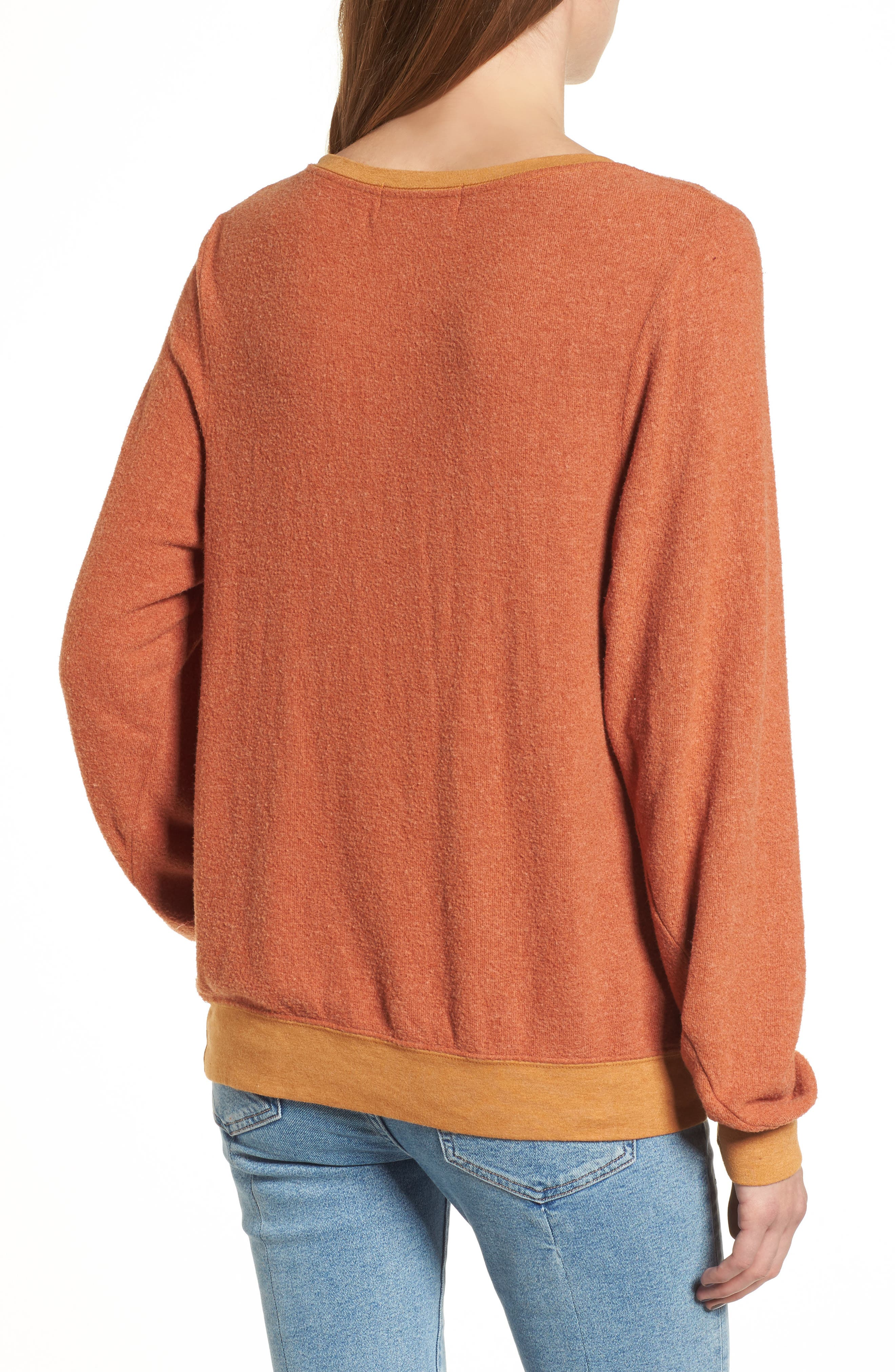 'Baggy Beach Jumper' Pullover,                             Alternate thumbnail 58, color,
