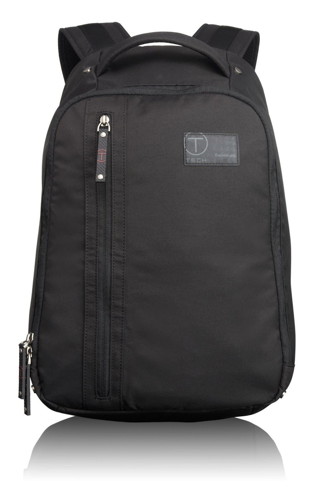 TUMI,                             T-Tech by Tumi 'Icon - Marley' Backpack,                             Main thumbnail 1, color,                             002