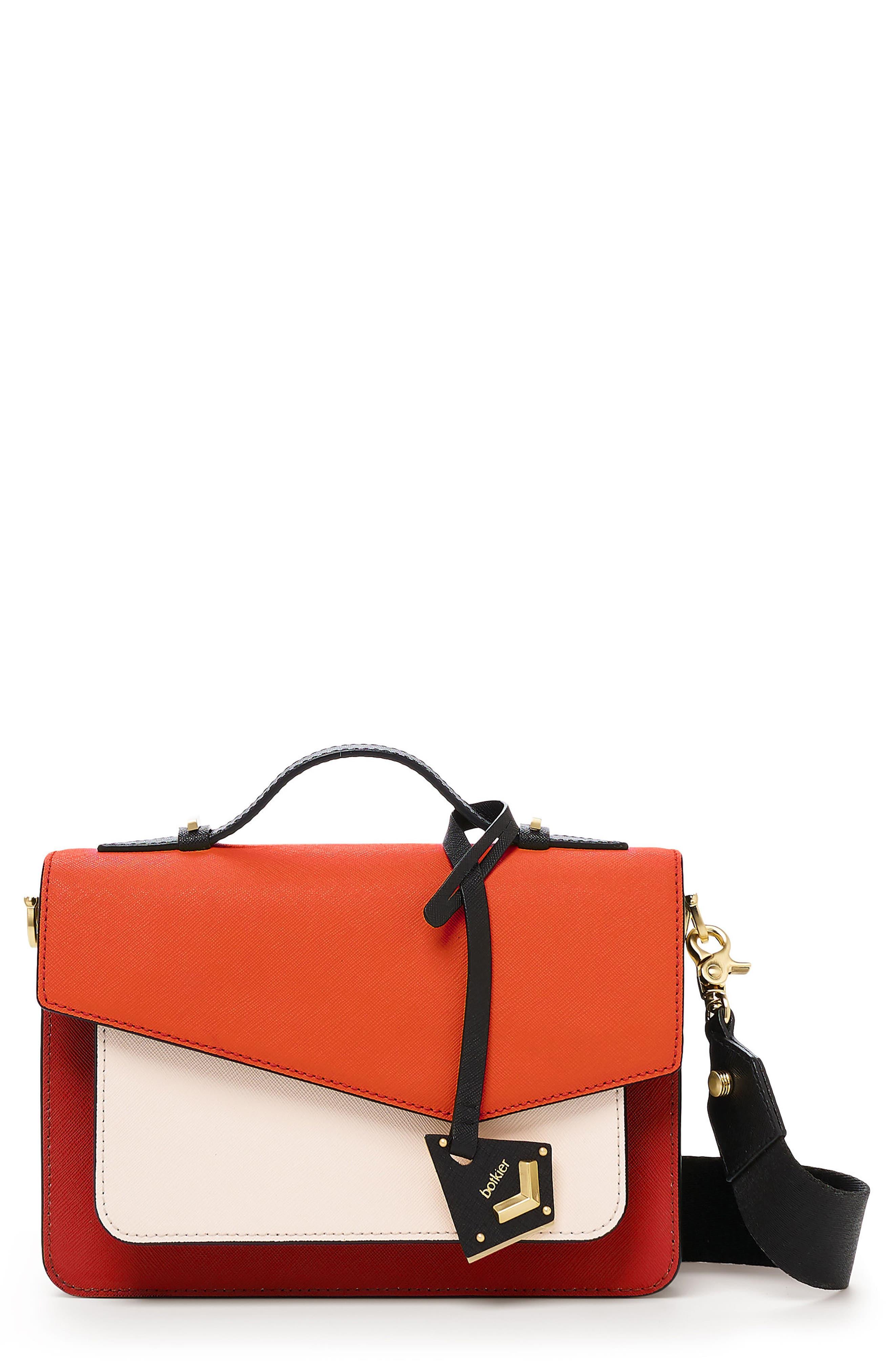 Cobble Hill Leather Crossbody Bag,                             Main thumbnail 14, color,