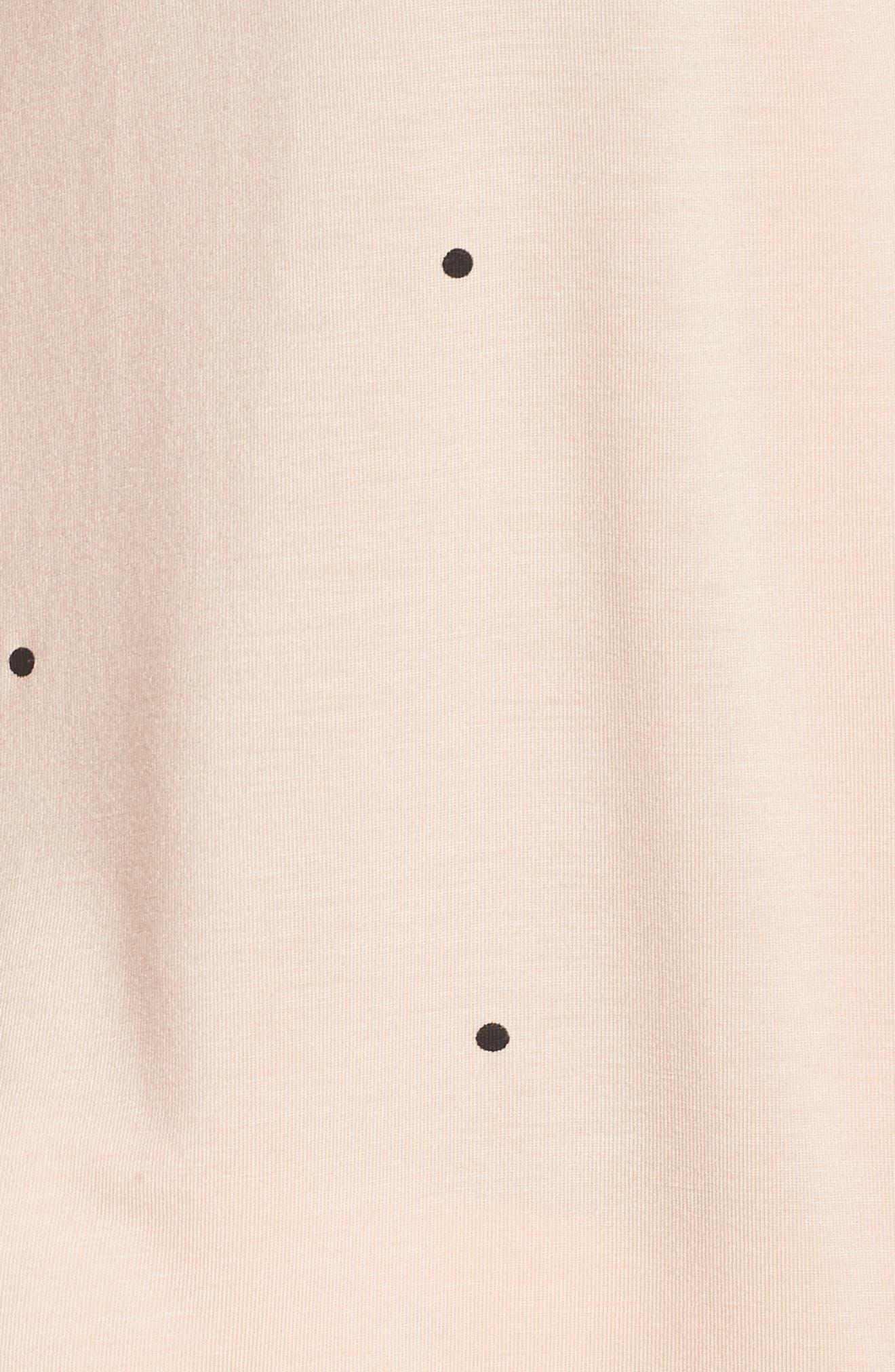 EBERJEY,                             Dots Short Pajamas,                             Alternate thumbnail 5, color,                             655