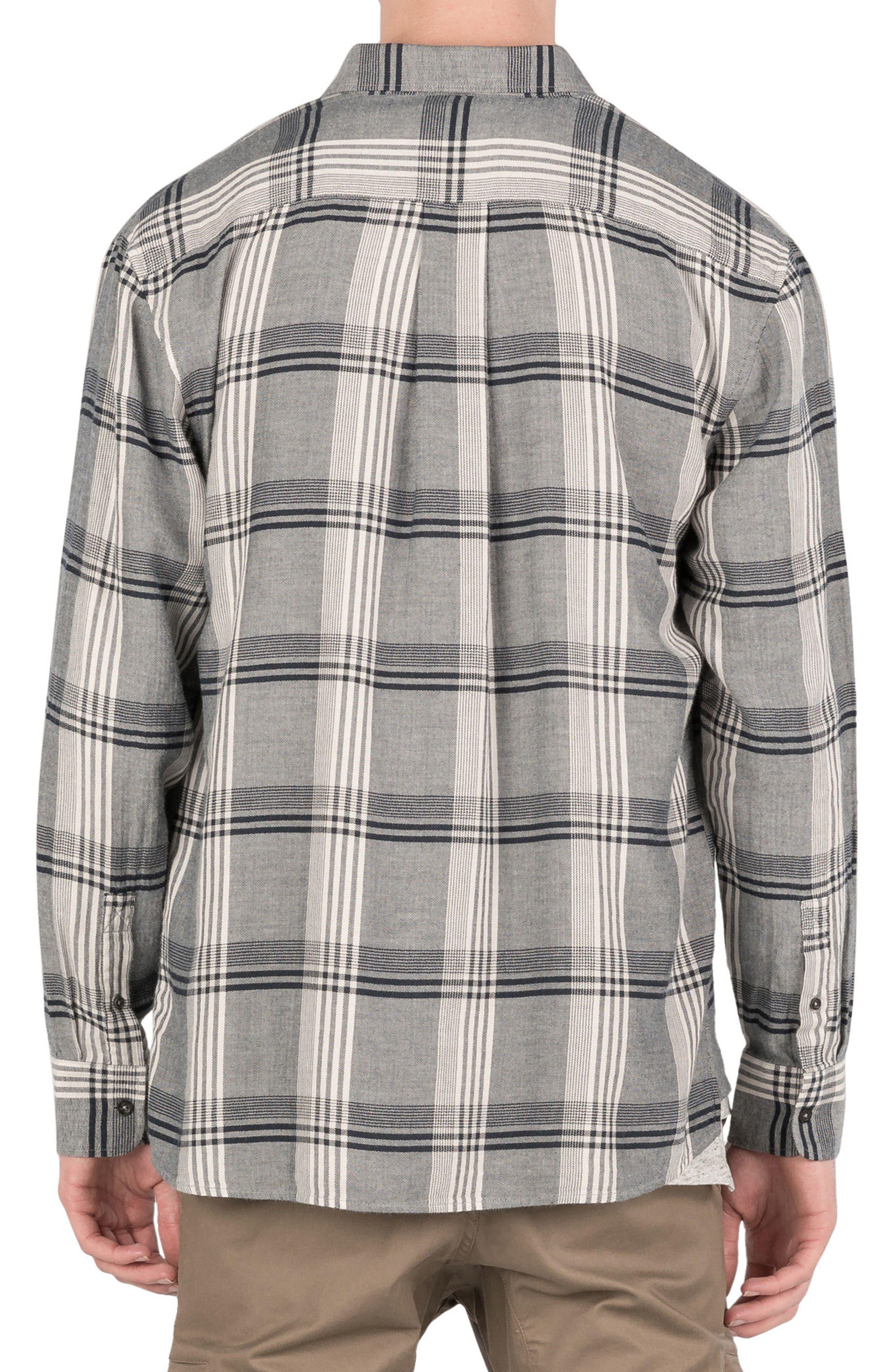 Plaid Box Shirt,                             Alternate thumbnail 2, color,                             410