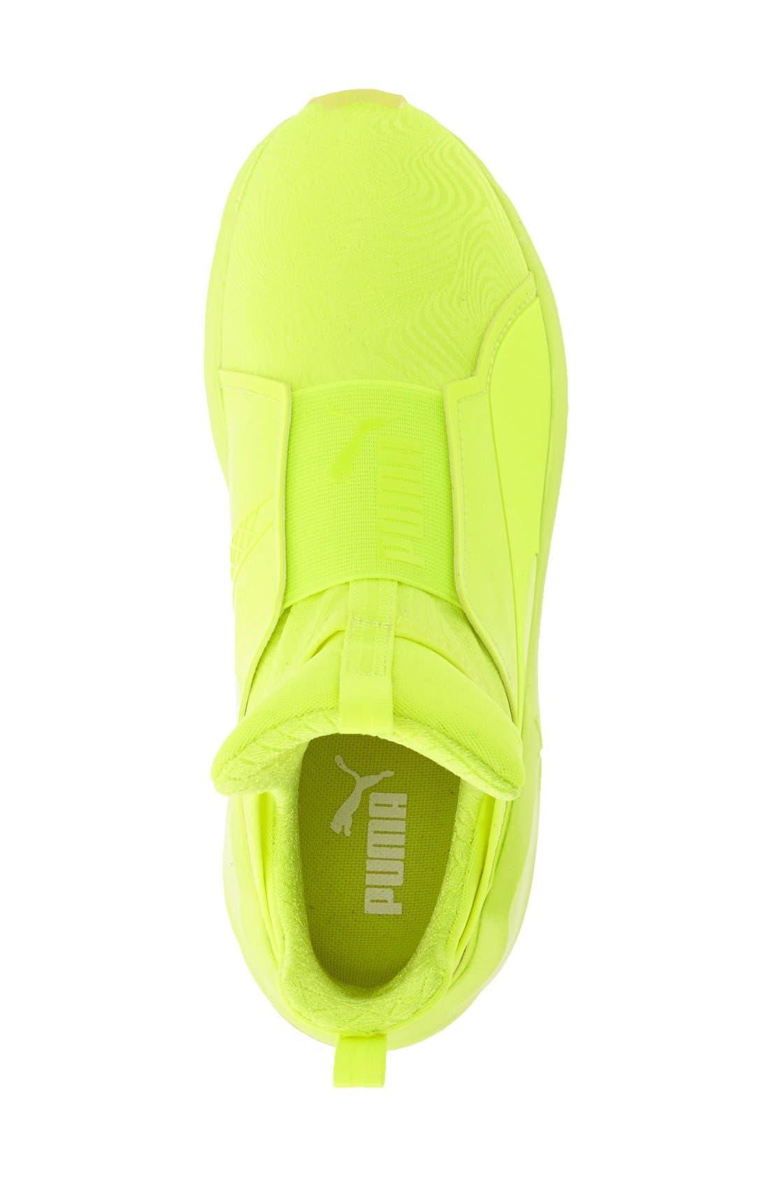 'Fierce Bright' Sneaker,                             Alternate thumbnail 9, color,