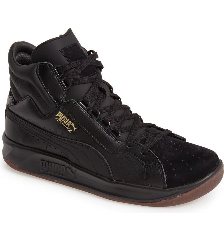 d60b9db0ef1 PUMA  Challenge  Leather Sneaker (Men)