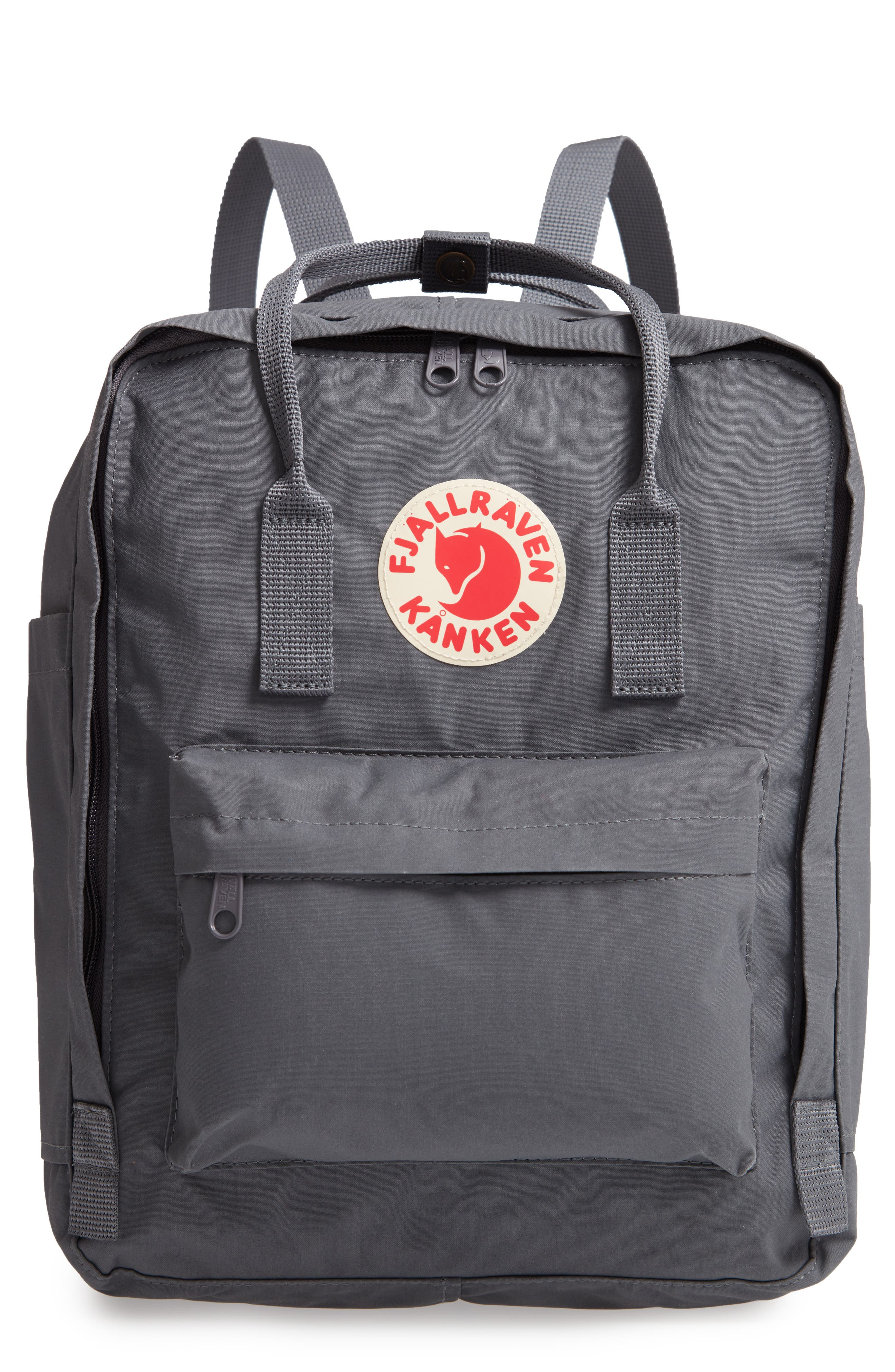'Kånken' Water Resistant Backpack,                             Main thumbnail 1, color,                             SUPER GREY