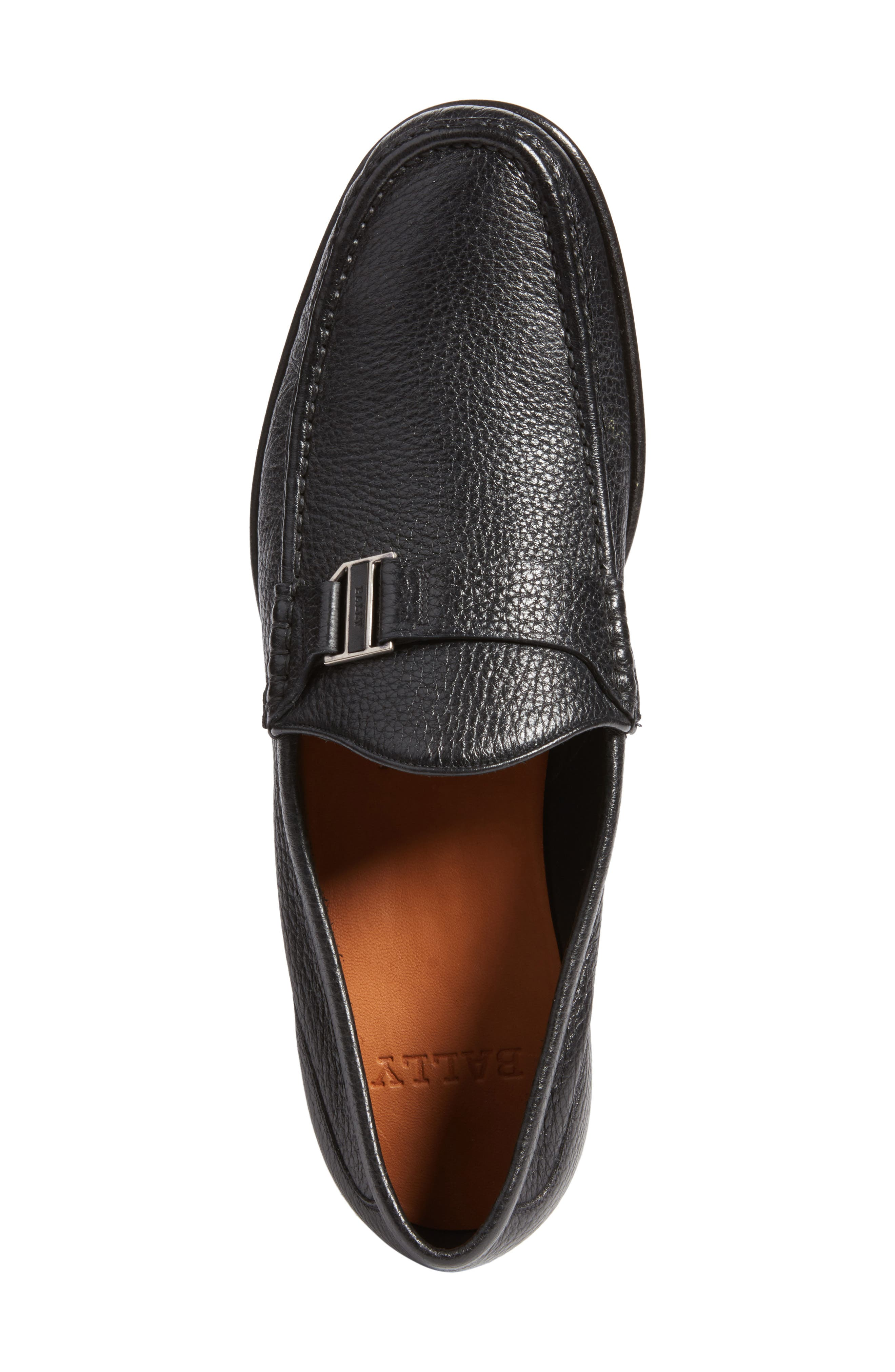 Suver Loafer,                             Alternate thumbnail 5, color,                             001