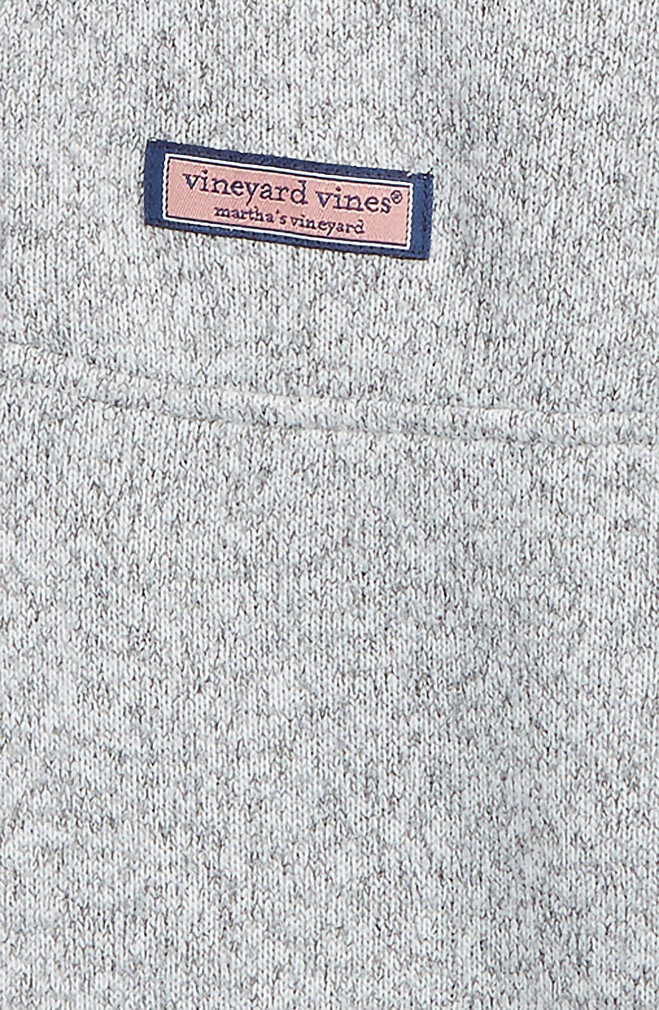 Fleece Shep Sweatshirt,                             Alternate thumbnail 2, color,                             GRAY HEATHER