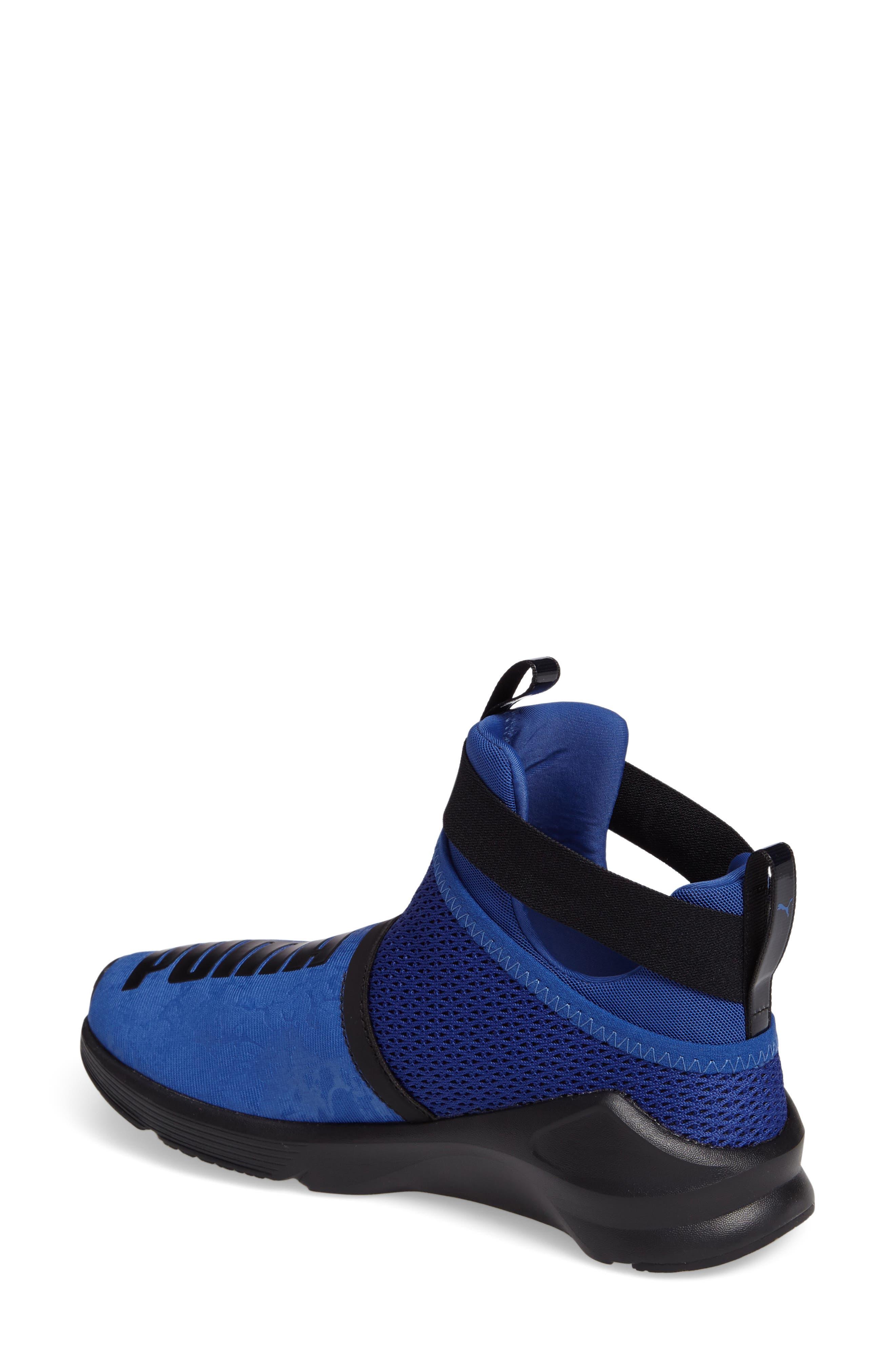 Fierce Strap Training Sneaker,                             Alternate thumbnail 14, color,