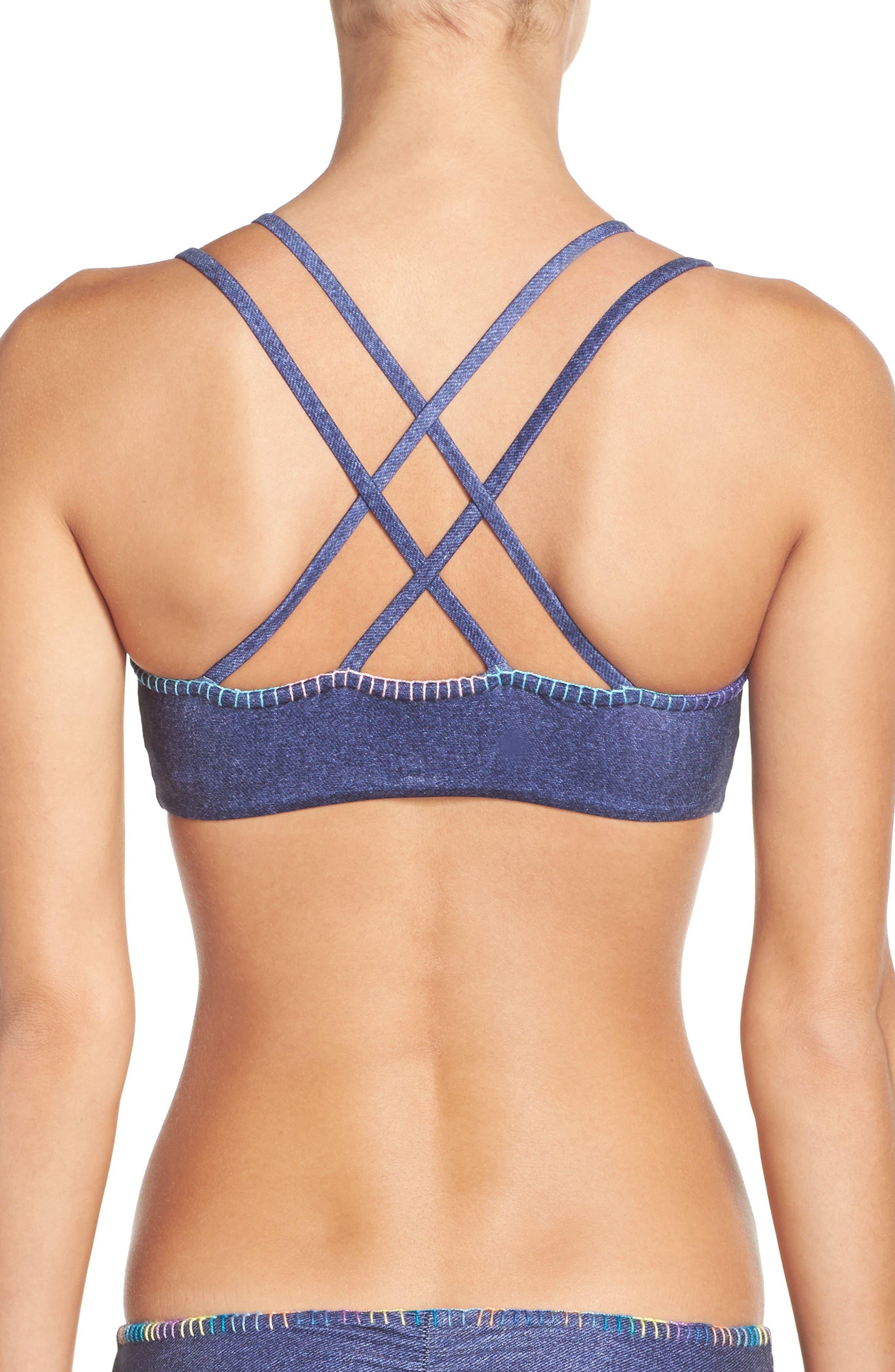 Utopia Reversible Bikini Top,                             Alternate thumbnail 3, color,                             416