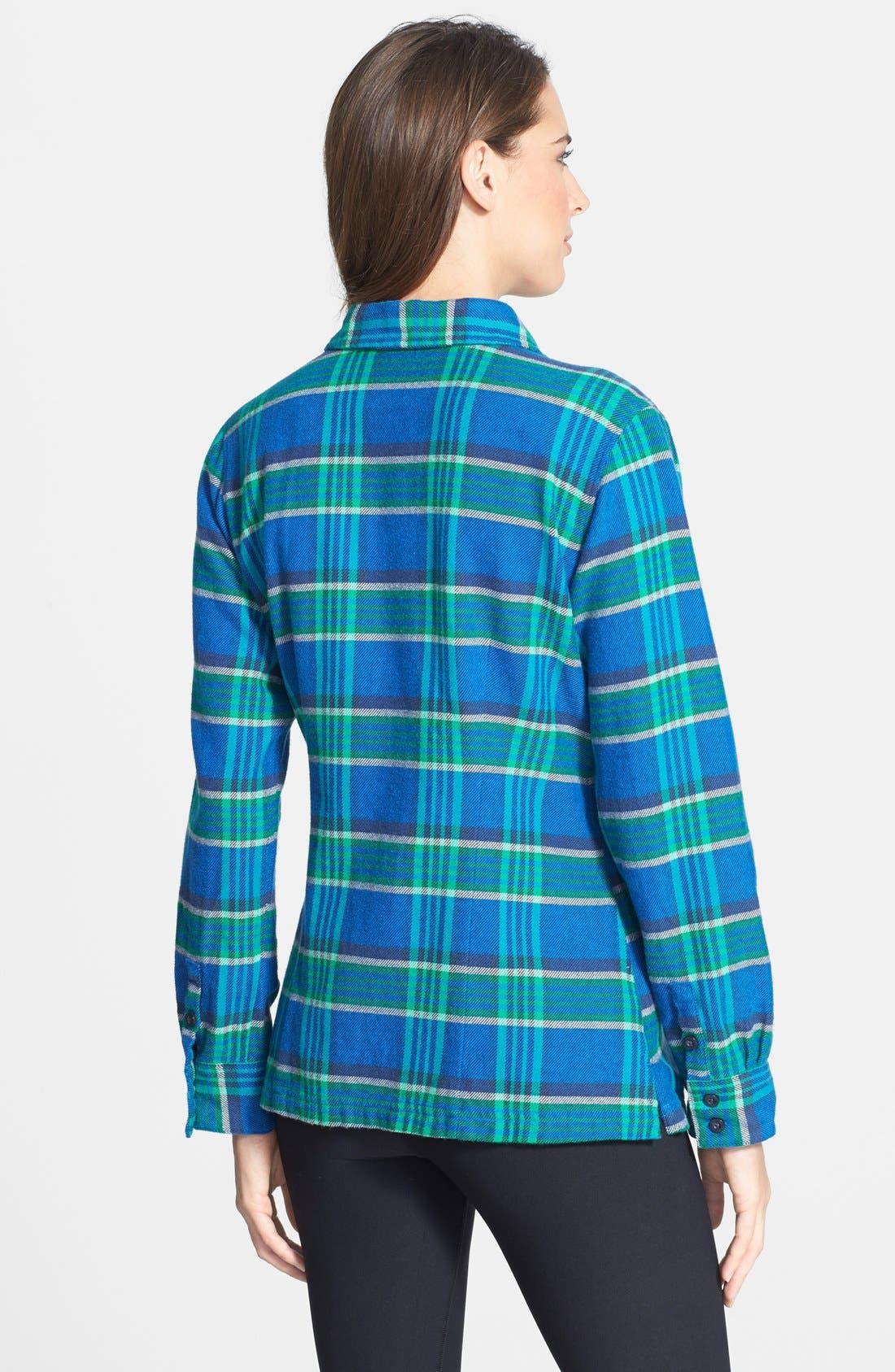 'Fjord' Flannel Shirt,                             Alternate thumbnail 31, color,