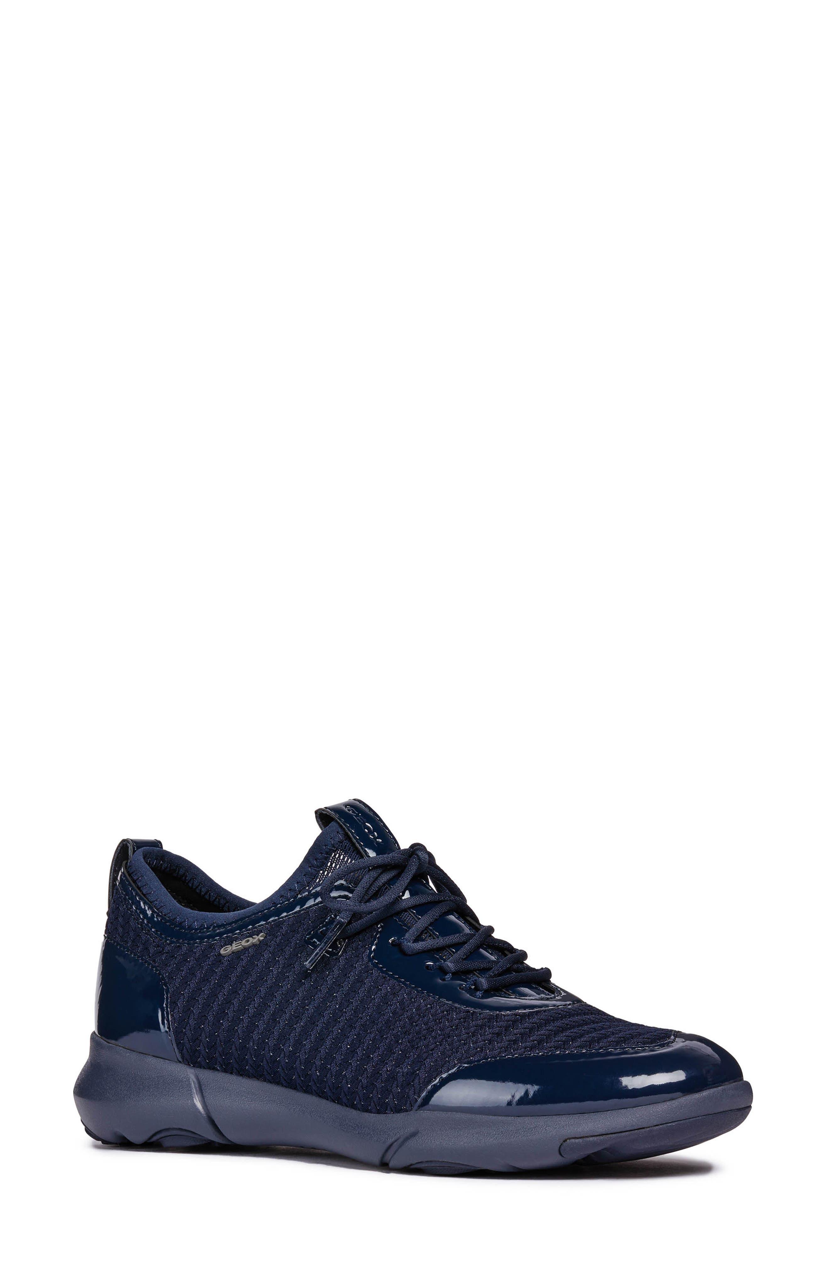 Nebula X Sneaker,                             Main thumbnail 1, color,                             NAVY FABRIC