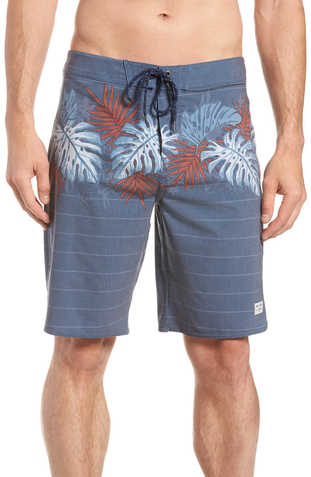 Waterfront Board Shorts,                             Main thumbnail 2, color,