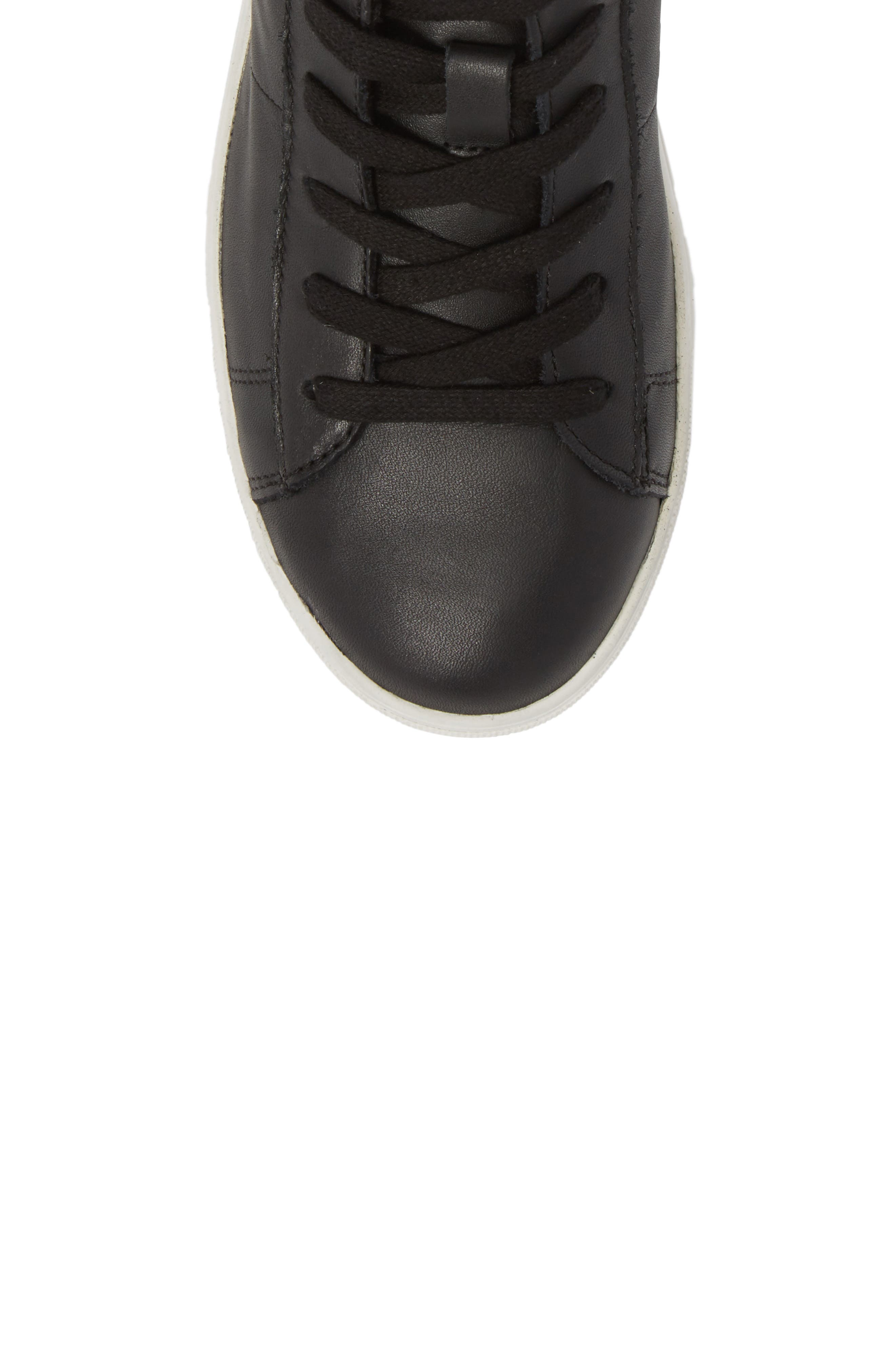 Jax Waterproof High Top Sneaker,                             Alternate thumbnail 17, color,