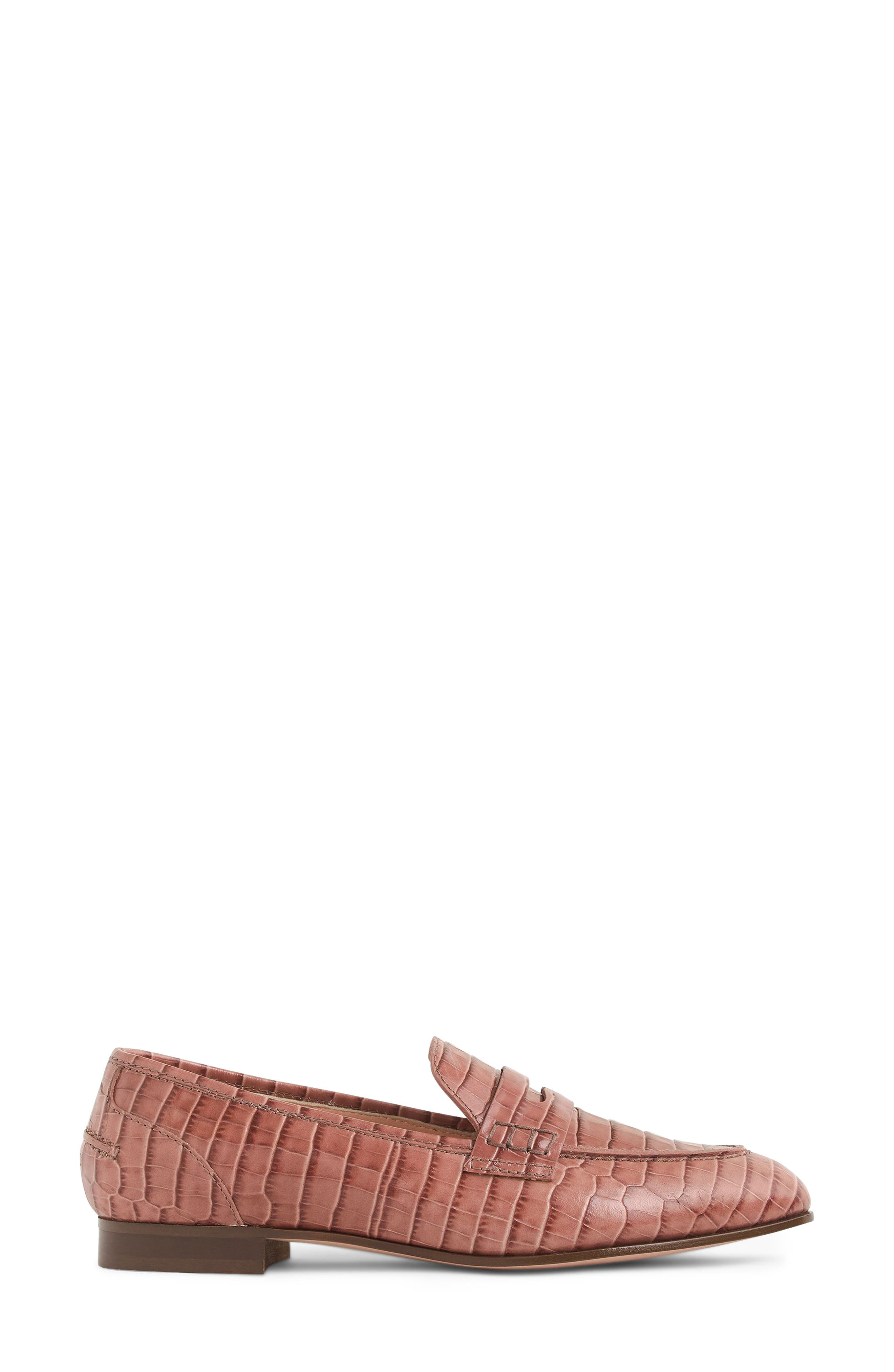 Academy Penny Loafer,                             Alternate thumbnail 2, color,                             JASMINE FROST