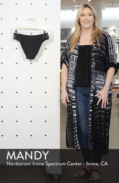 Perla Crochet Bikini Bottoms, sales video thumbnail