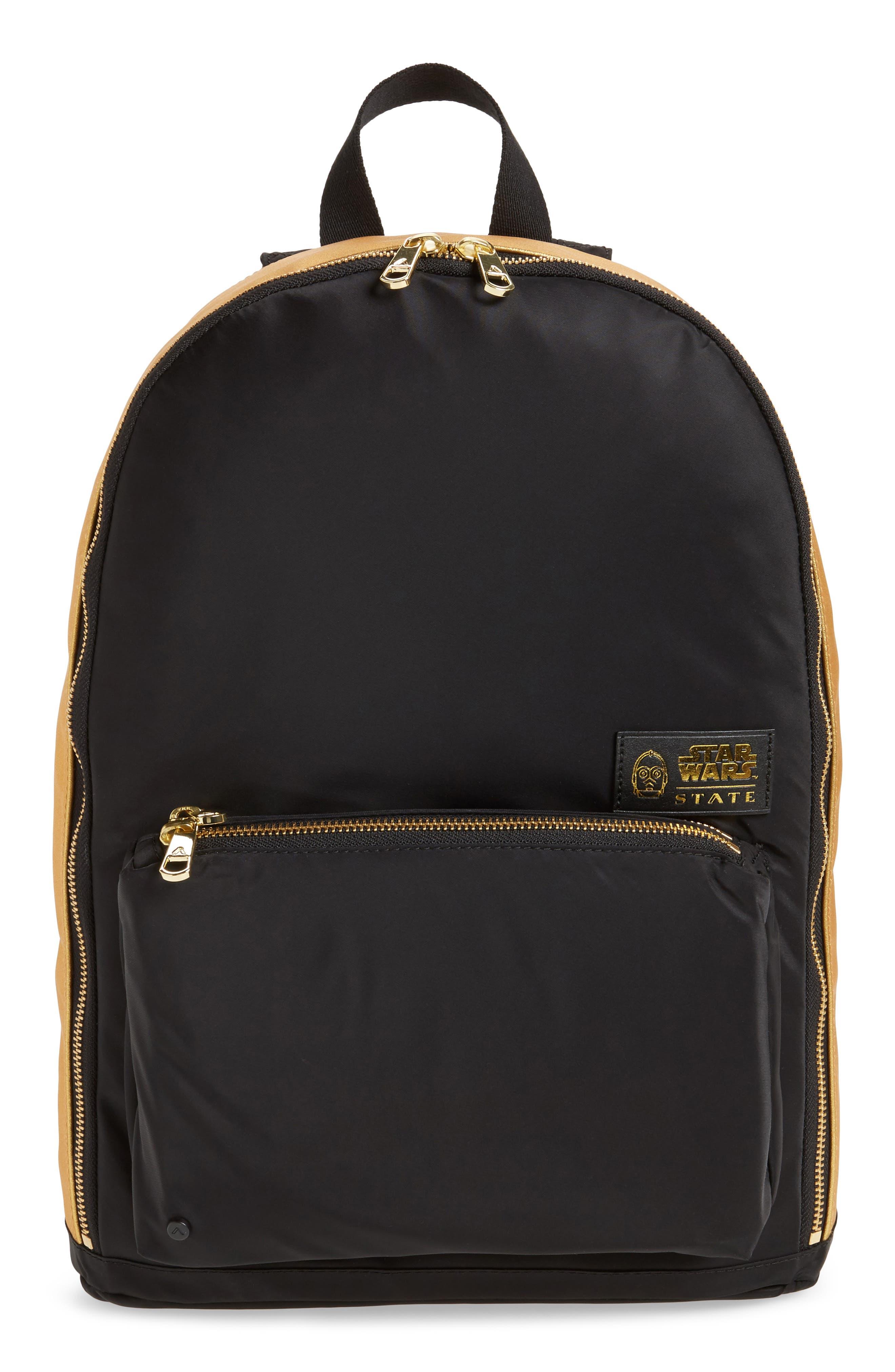 Star Wars - C-3PO Lorimer Backpack,                         Main,                         color, 001